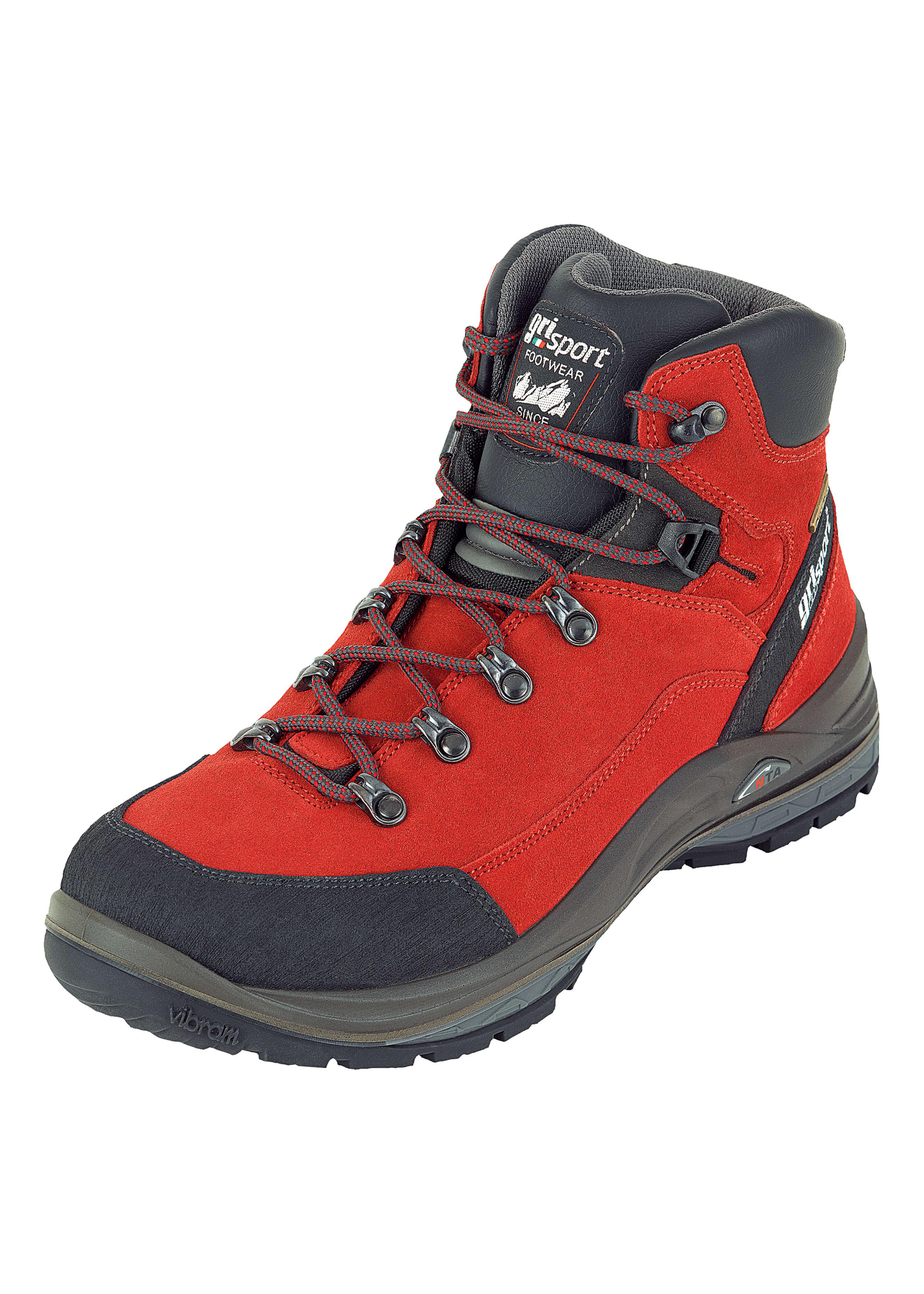 Chaussure de trekking en cuir nubuck 40194336 1