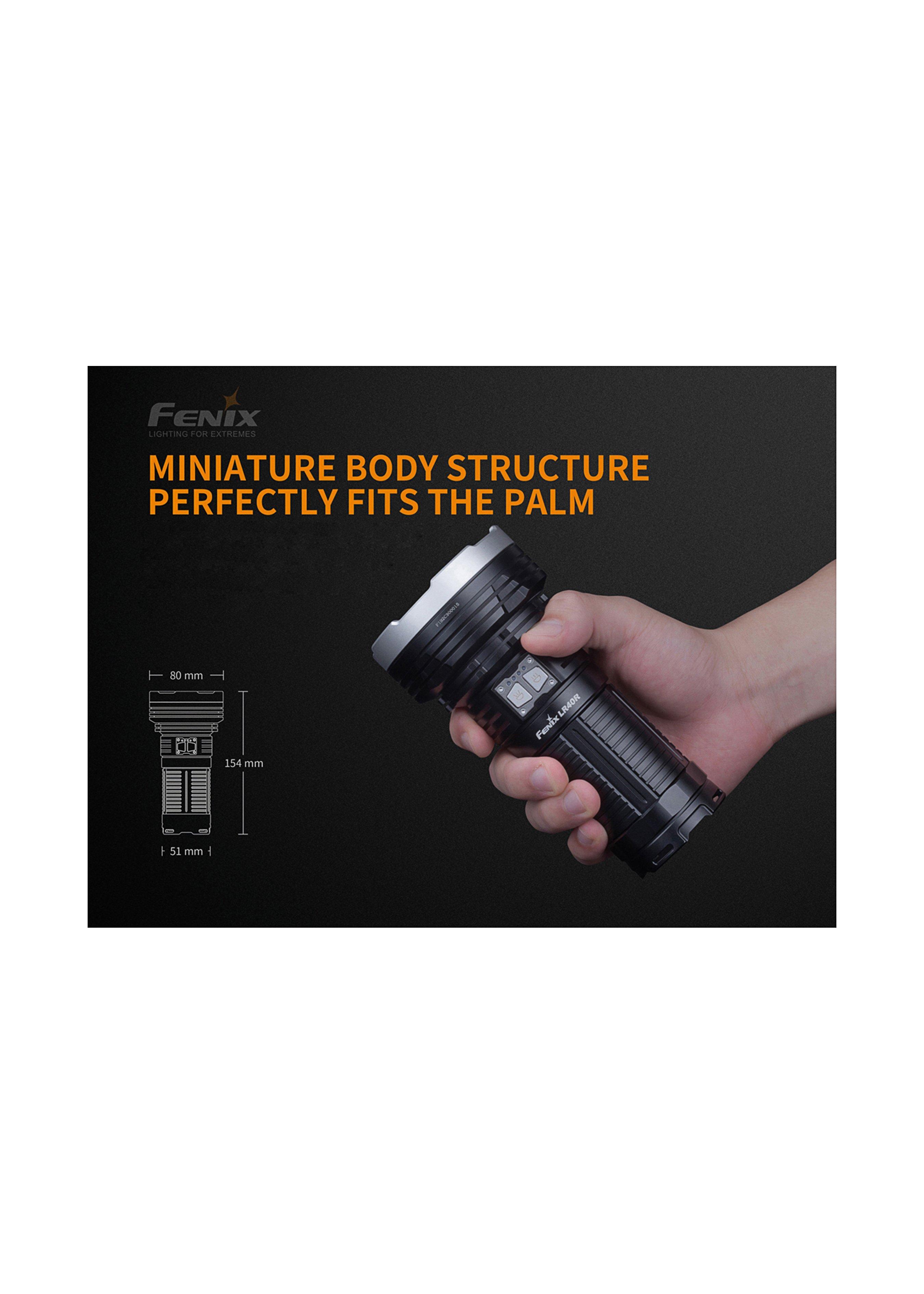Fenix LR40R Such-Taschenlampe 254610 3