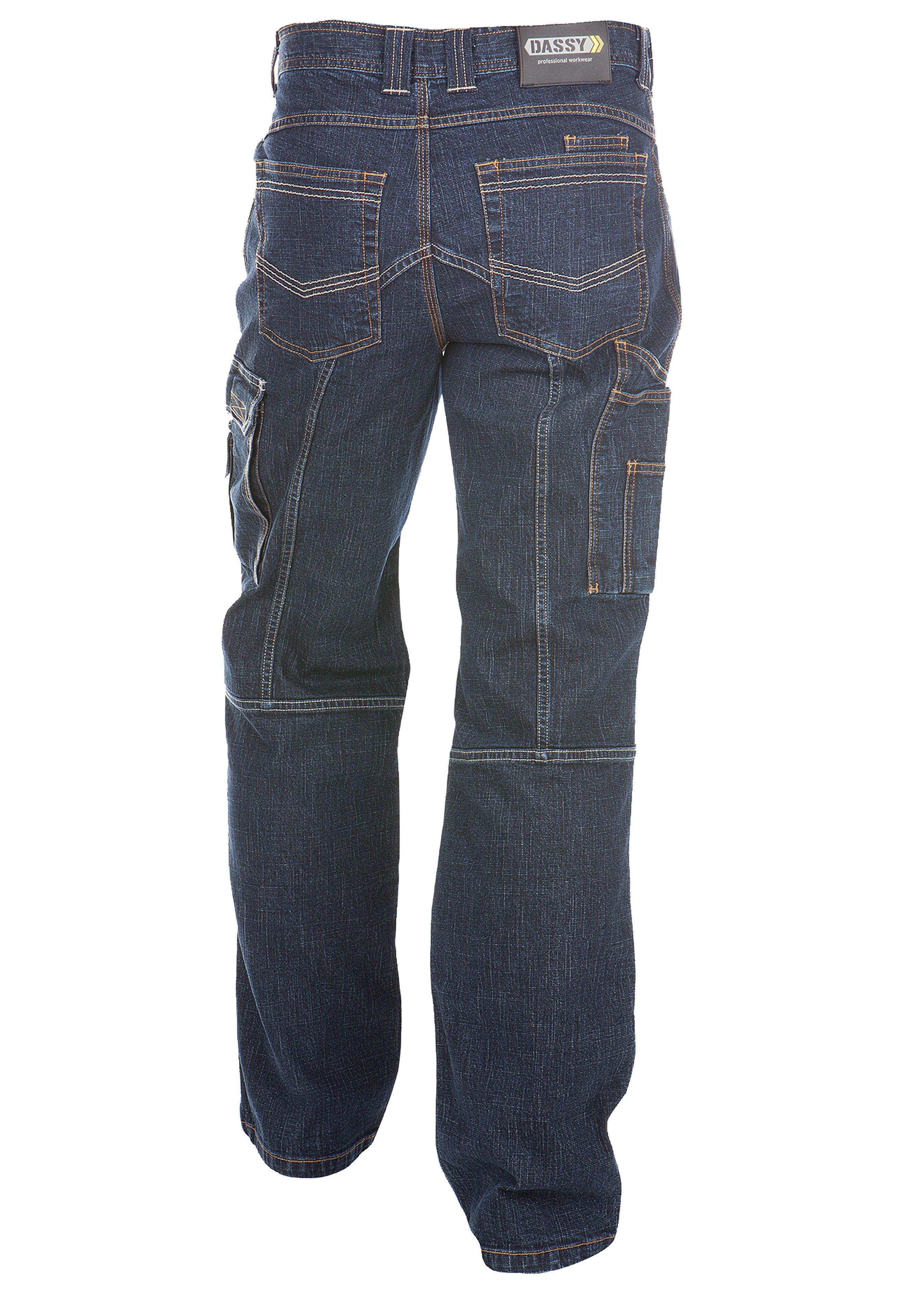 Pantalon jean de travail stretch Knoxville 22433842 2