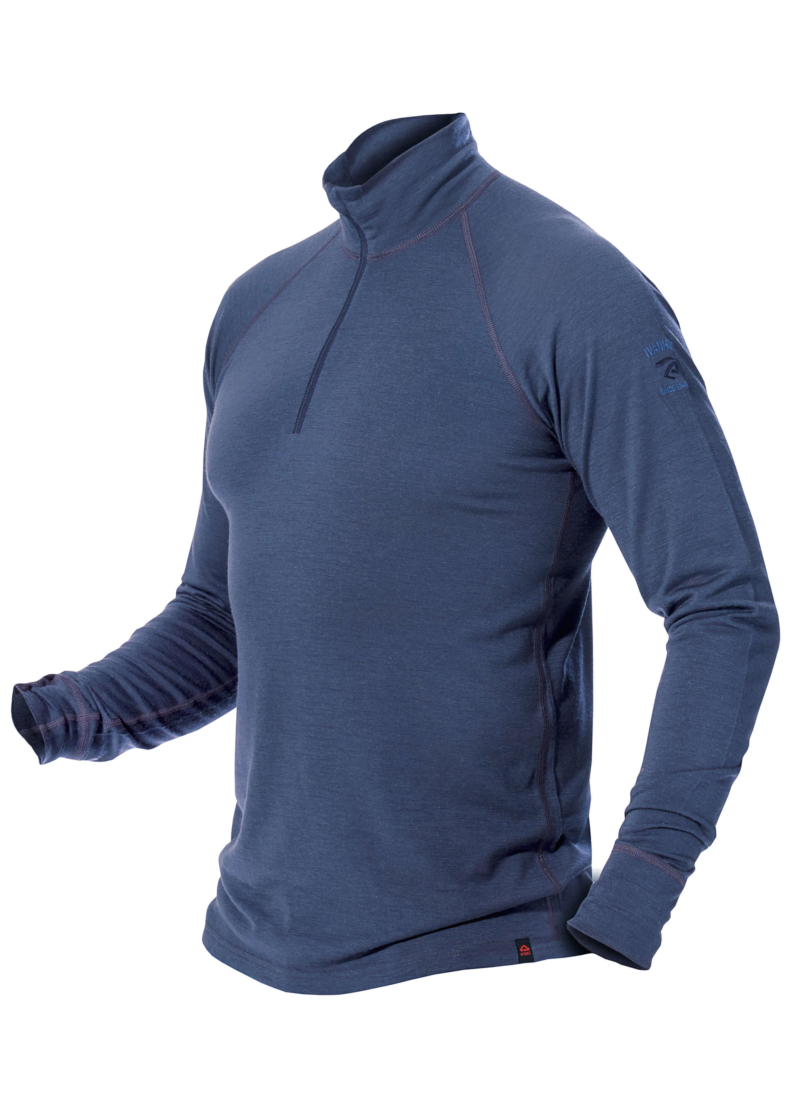 shirt merinos à manches longues hommes Felix 260632L 1