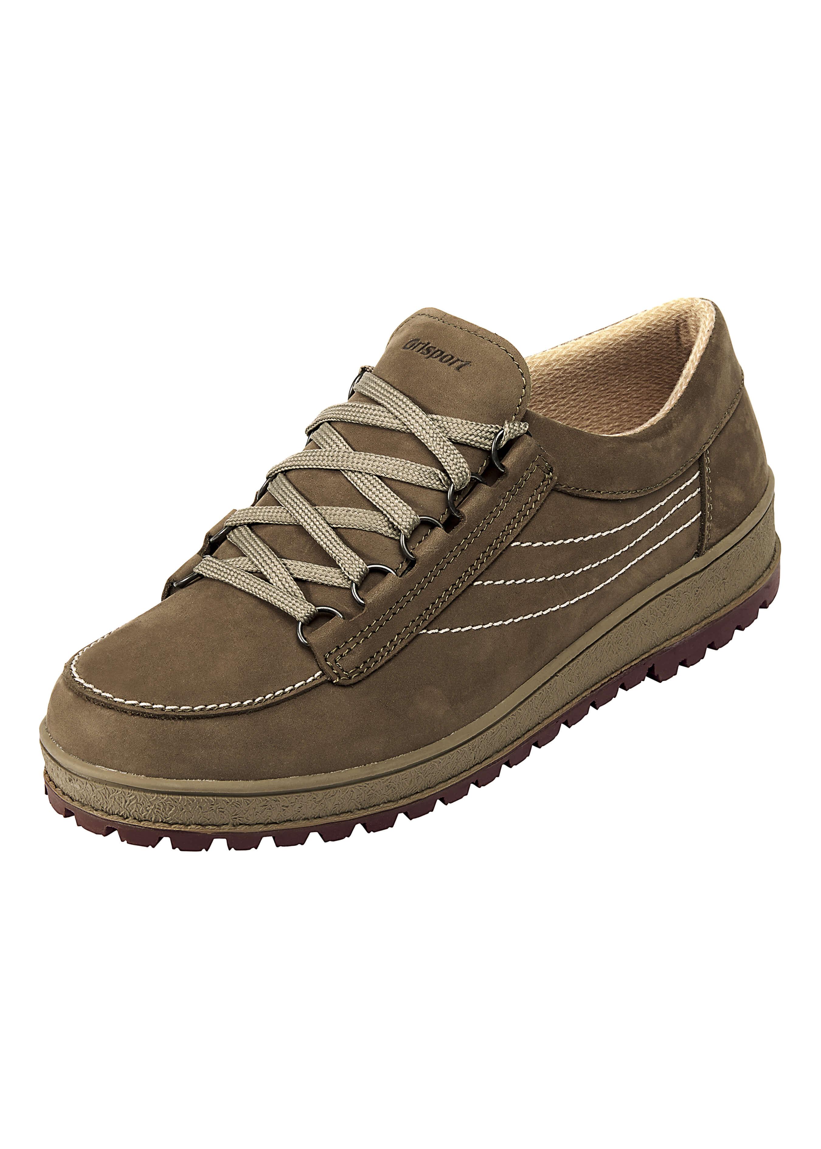 Chaussure à lacet en cuir nubuck 41664239 1
