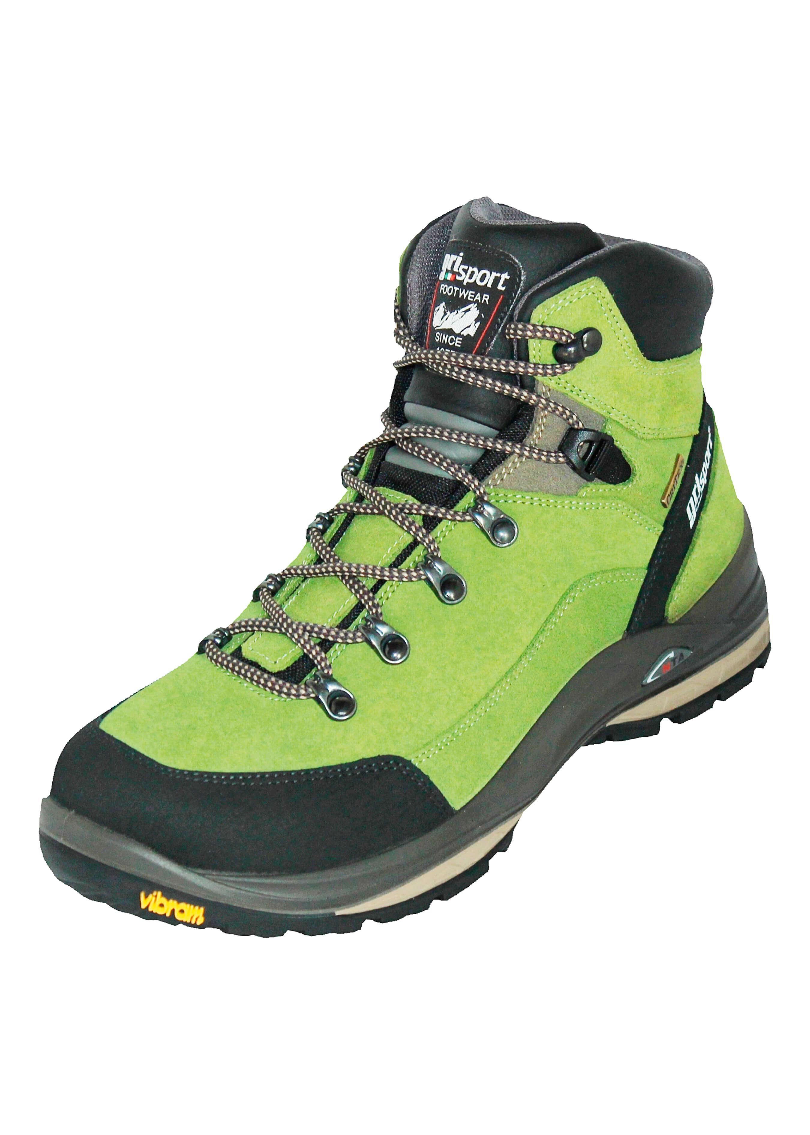 Chaussure de trekking en cuir nubuck 40042336 1
