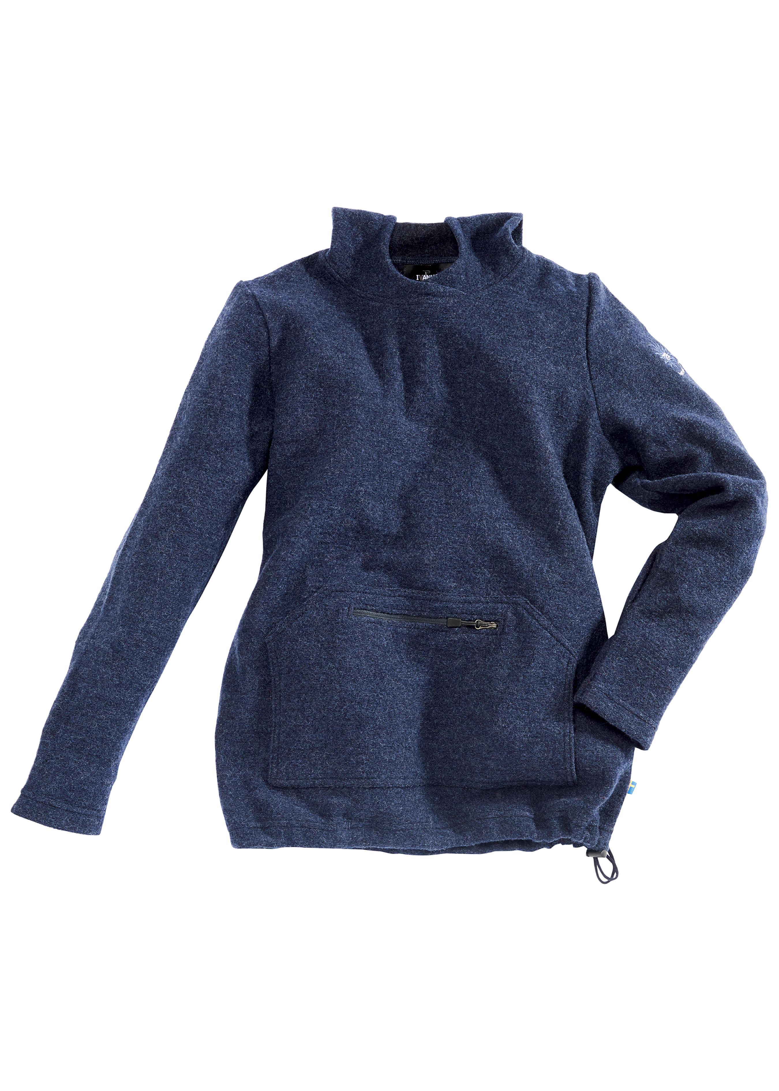 Ivanhoe Damen Merino Kapuzen-Pullover Bibi 26603236 1