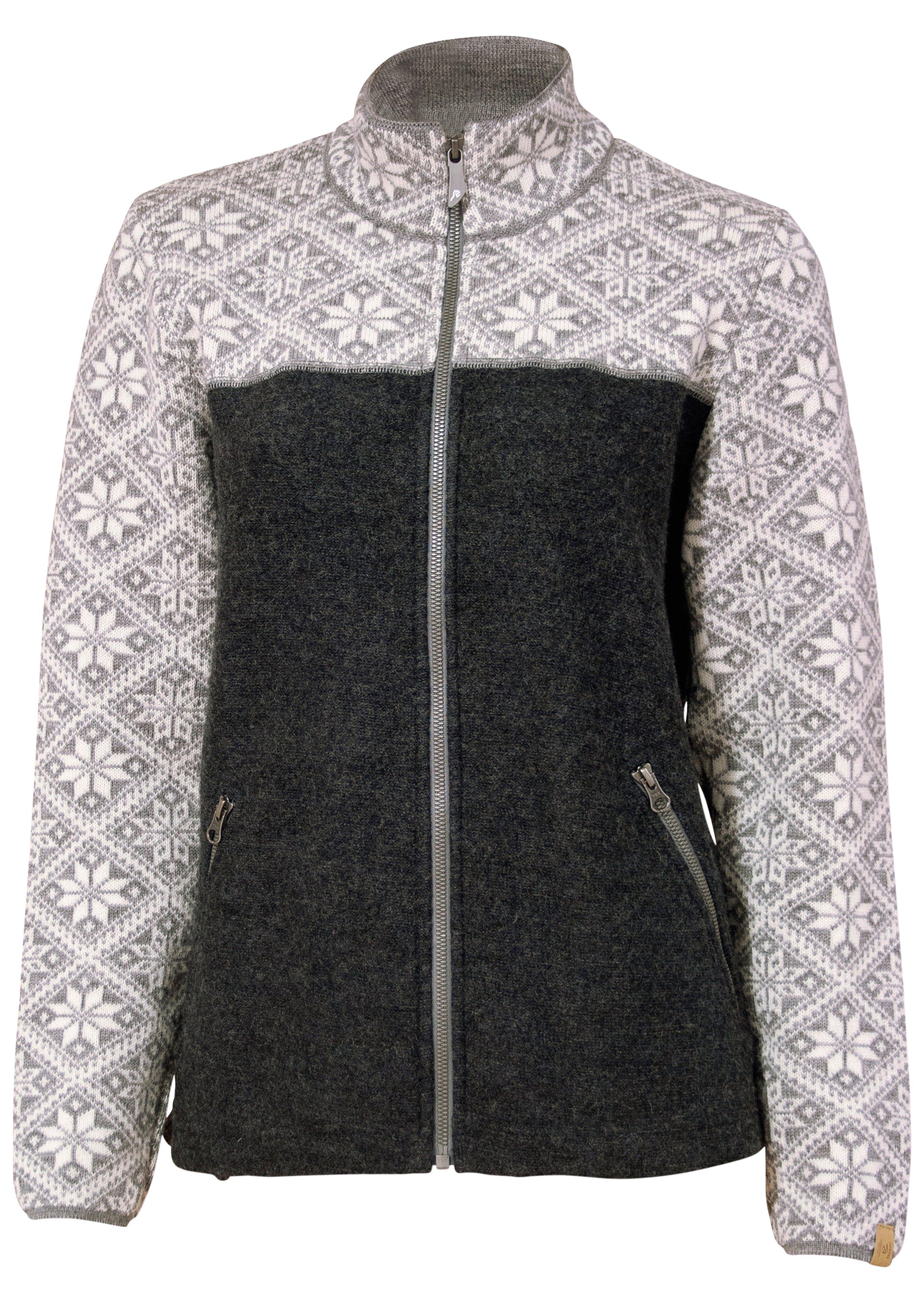 Veste en tricot de laine Ellie 28621246 1