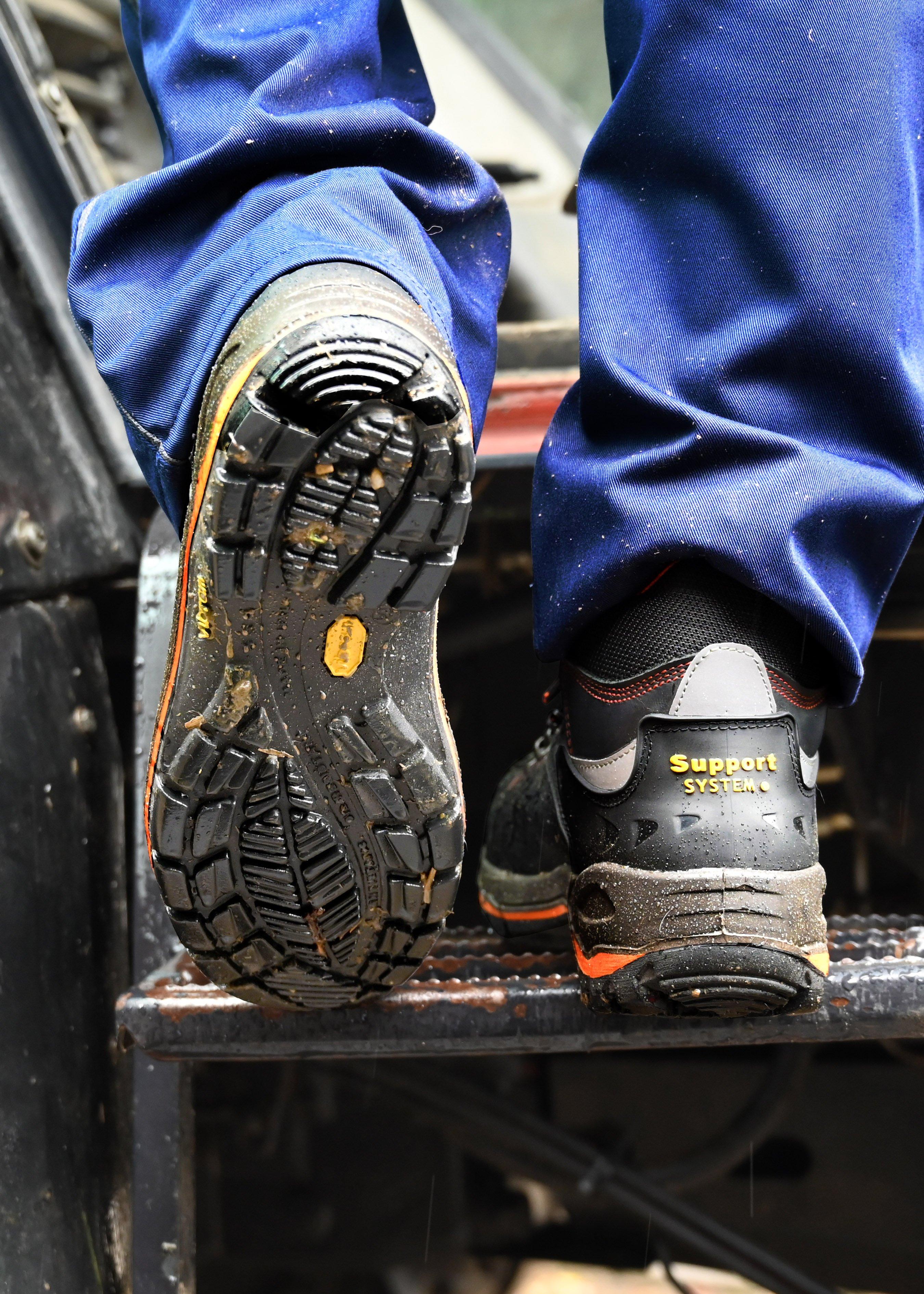 Chaussures de sécurité Bottine S3 L494336 3