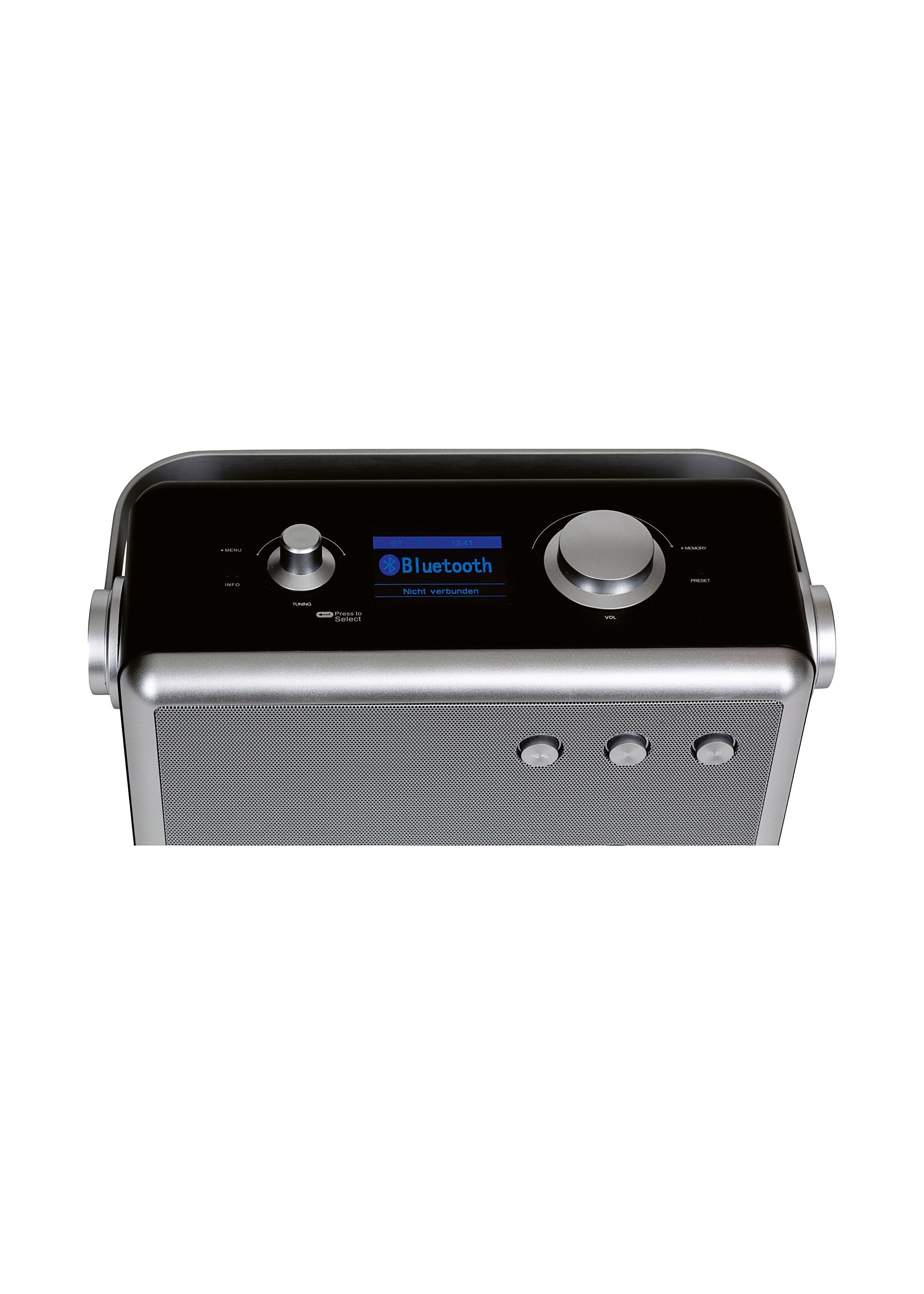 Digitalradio mit DAB+, UKW und Bluetooth 254401 2