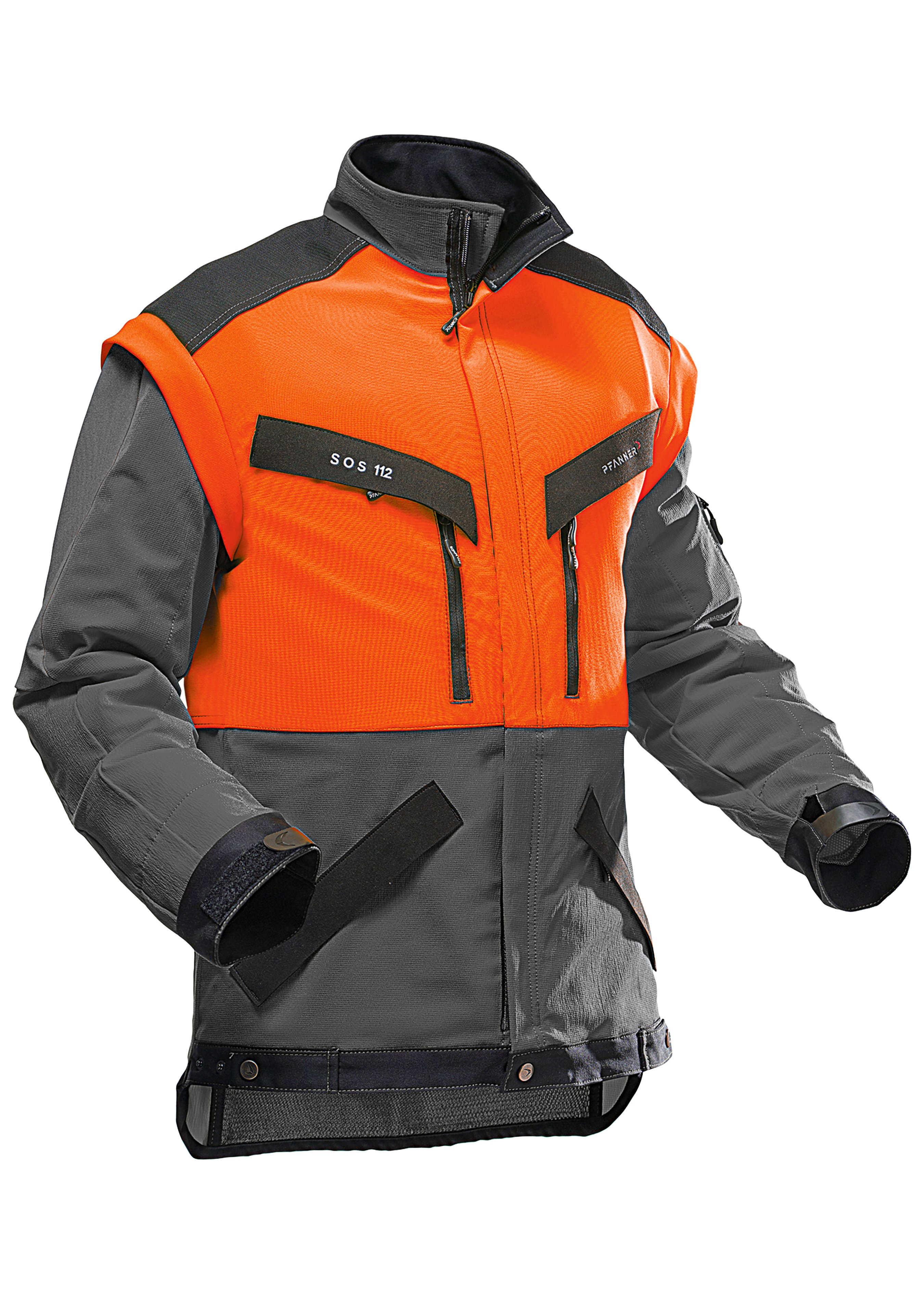 Pfanner Stretch-Forstjacke KlimaAIR® 245311L 1