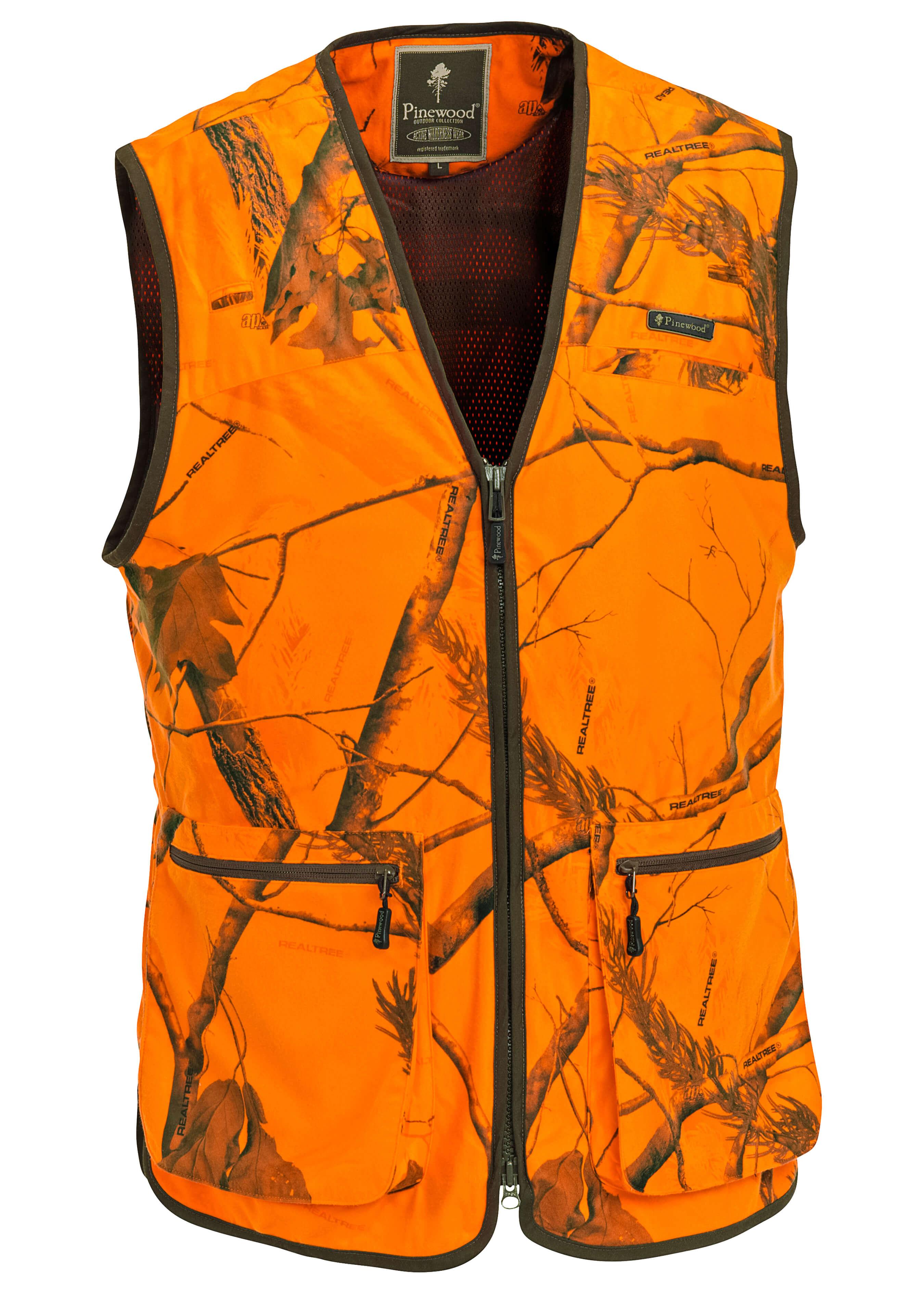 Pinewood Jagd-Warnweste Karl 262865L 1