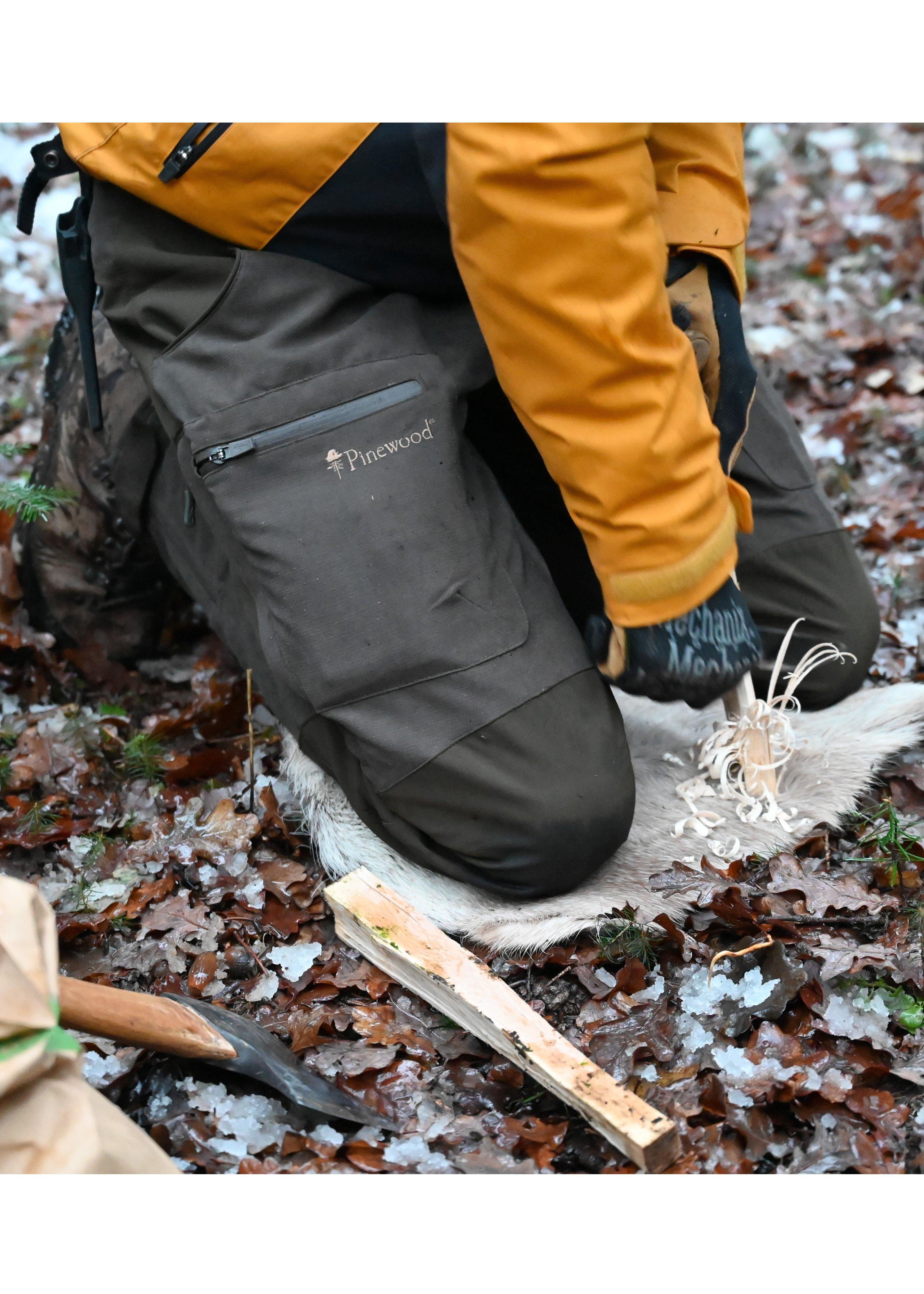 Pinewood Jagd-Stretchhose Caribou 21032440 3