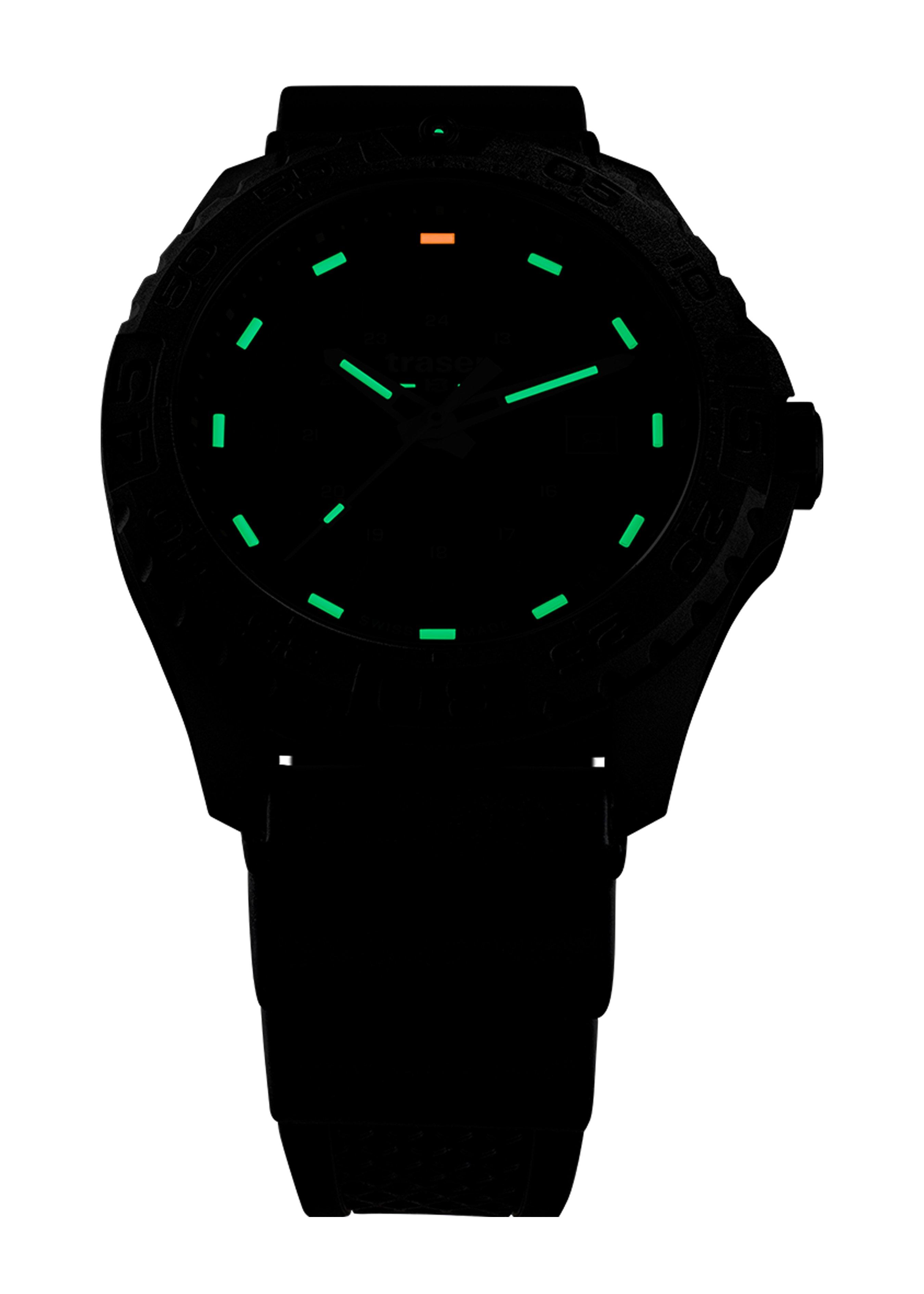 Traser Uhren Armbanduhr P96 Evolution, Kautschuk 245103 3