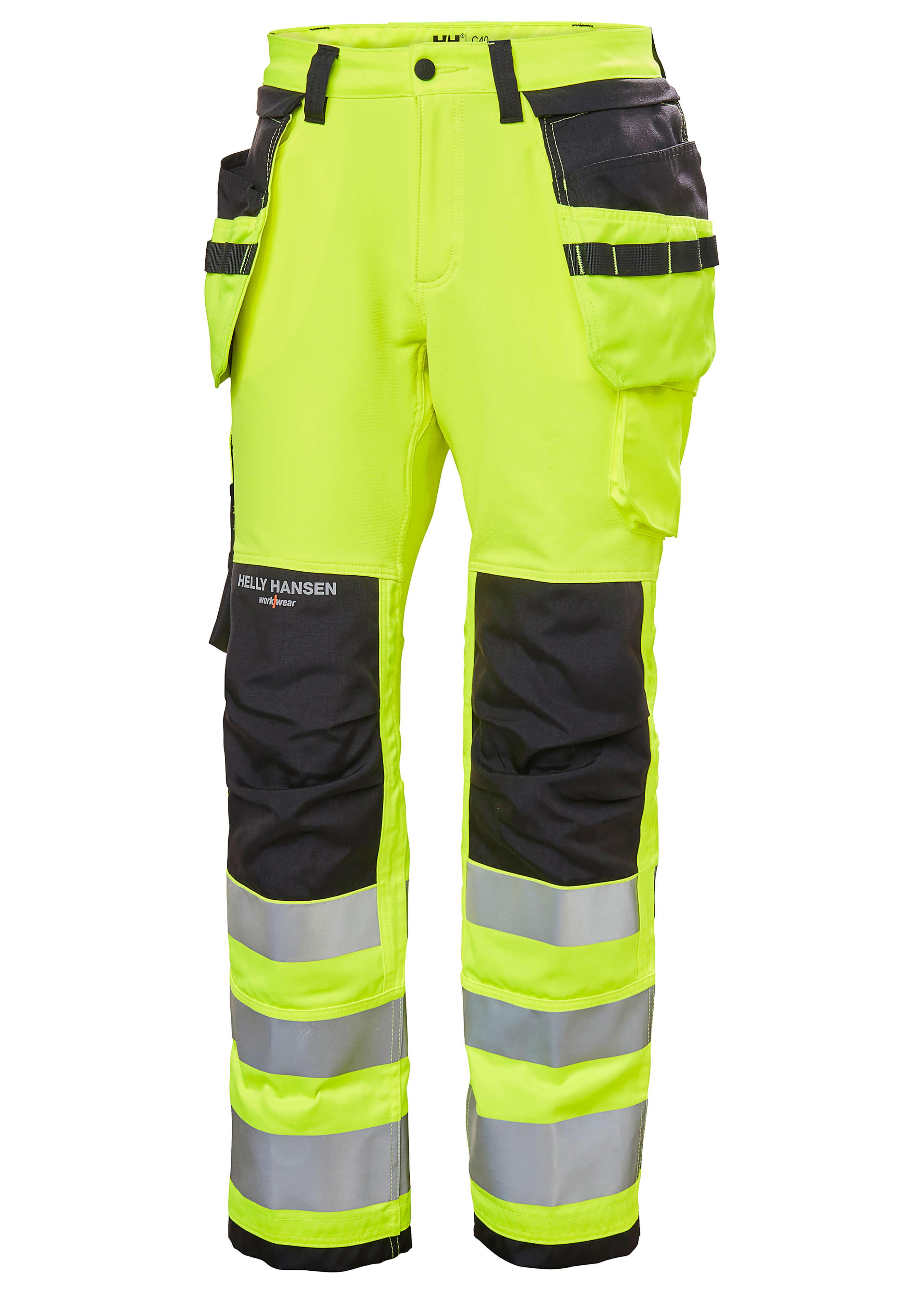 Helly Hansen Damen Warnschutz Stretch-Regenhose LUNA 2.0 27025334 1
