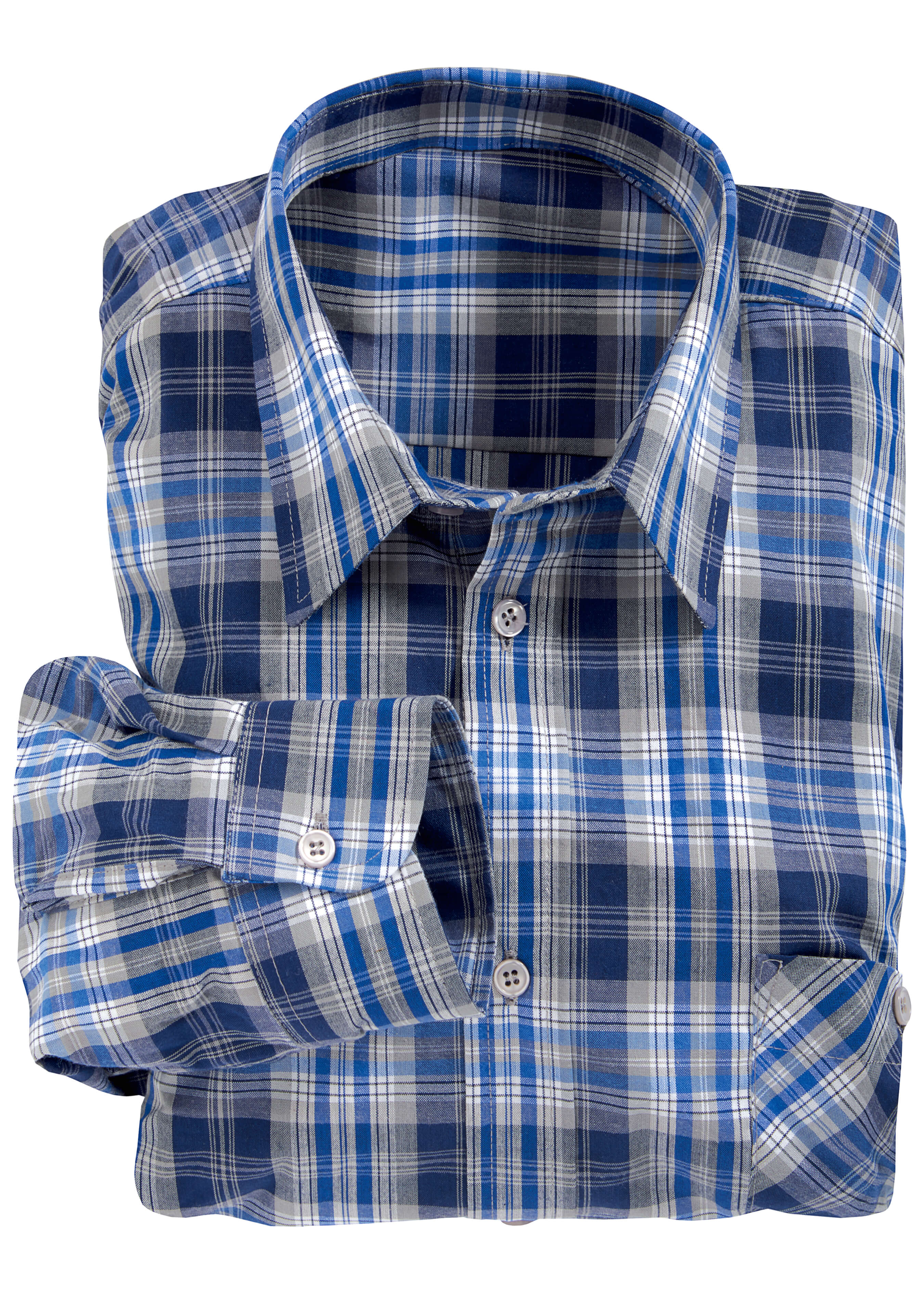 Chemise hommes à manches longues 25741240 1