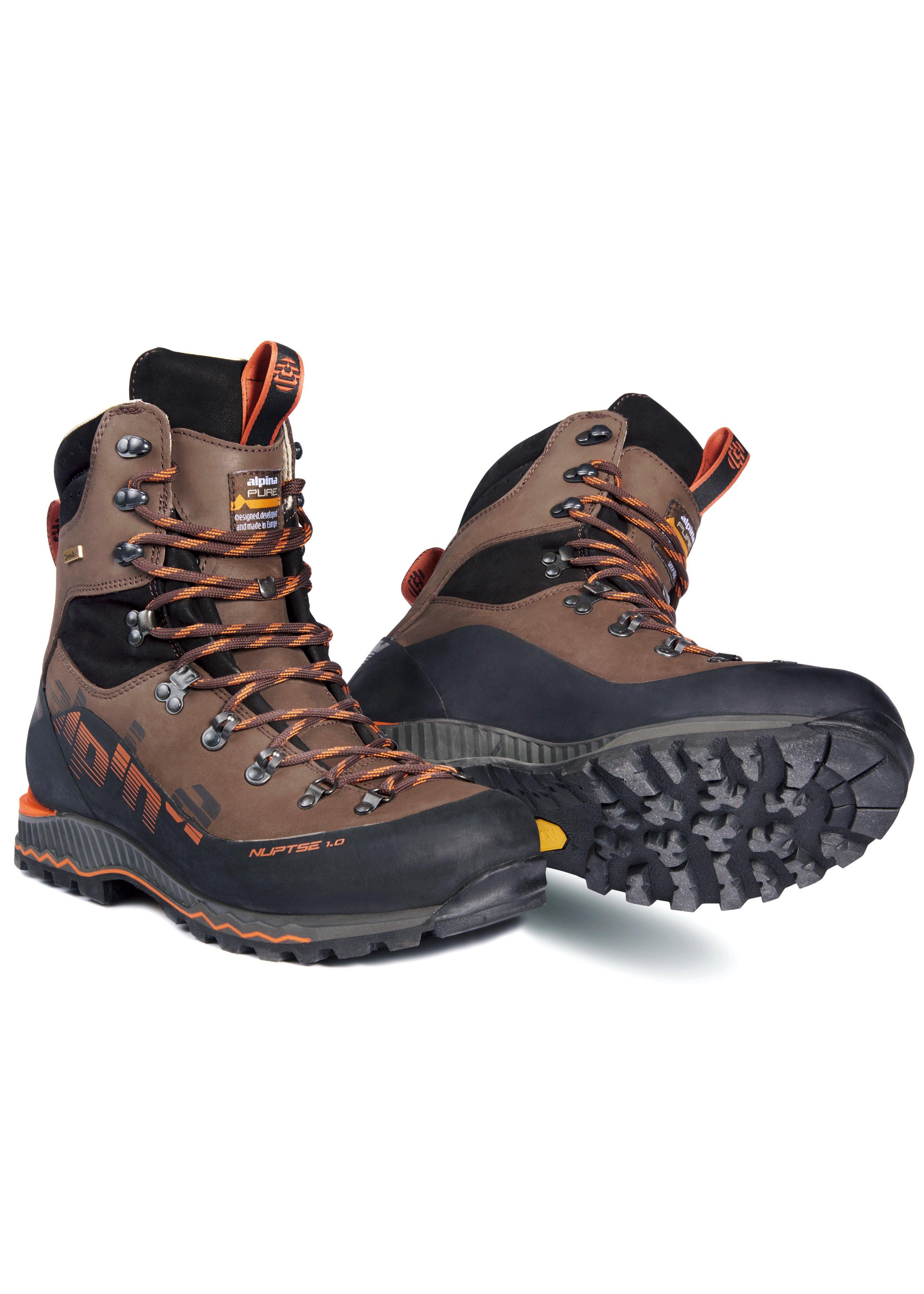 Alpina Trekking- und Bergschuh Nuptse 41124010 2