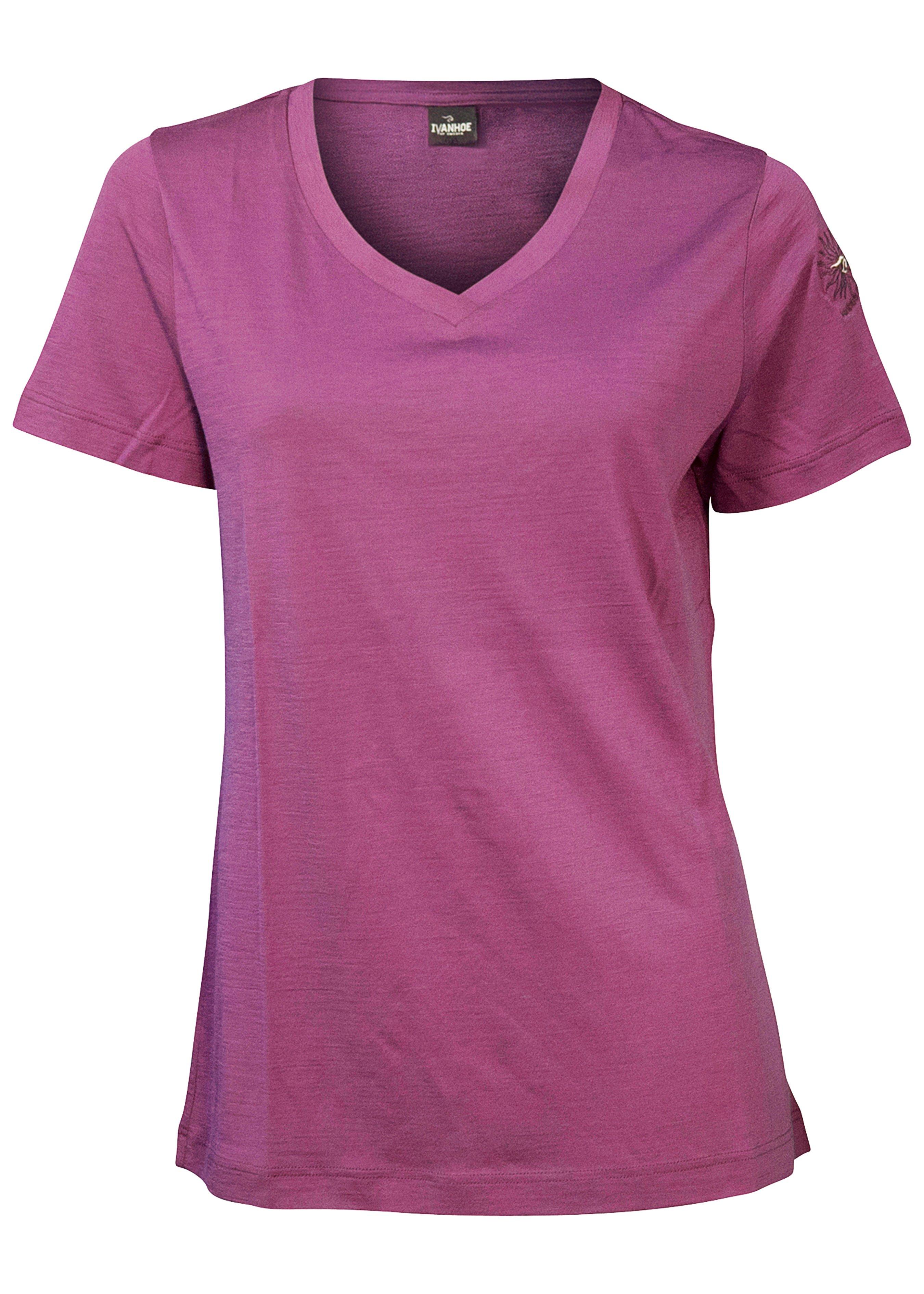 Shirt mérinos pour dames 29094940 1