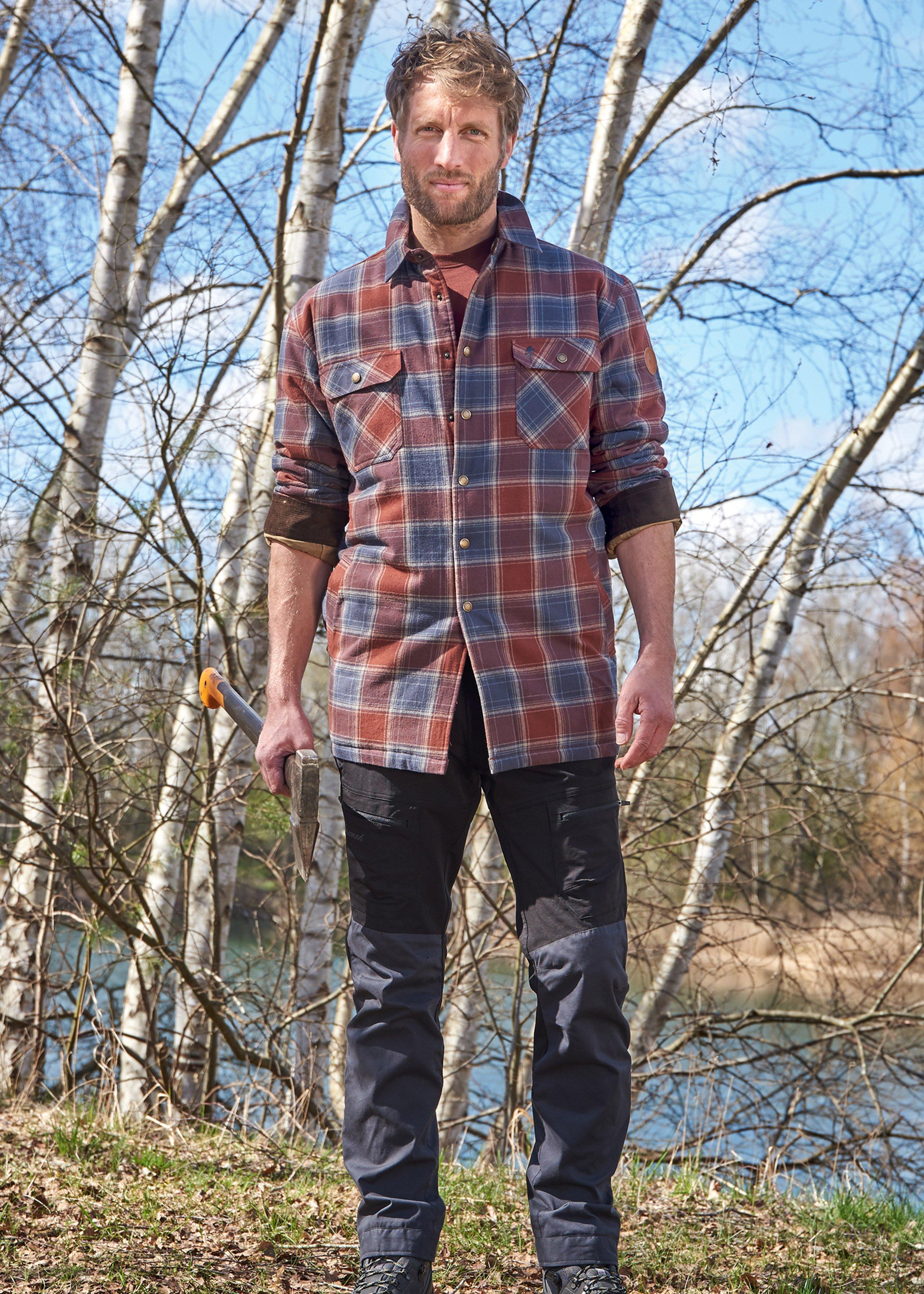 Veste-chemise en flanelle Finnveden (5008) 284840XXL 3