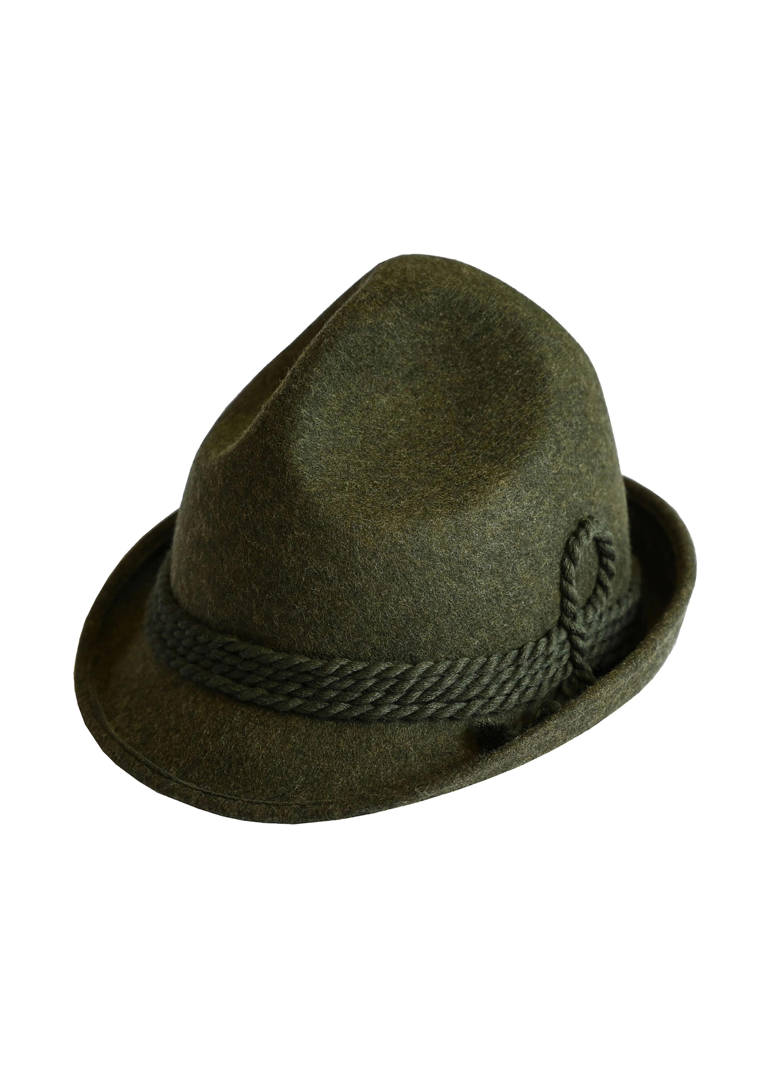 Chapeau alpin en laine feutrée 26482355 1