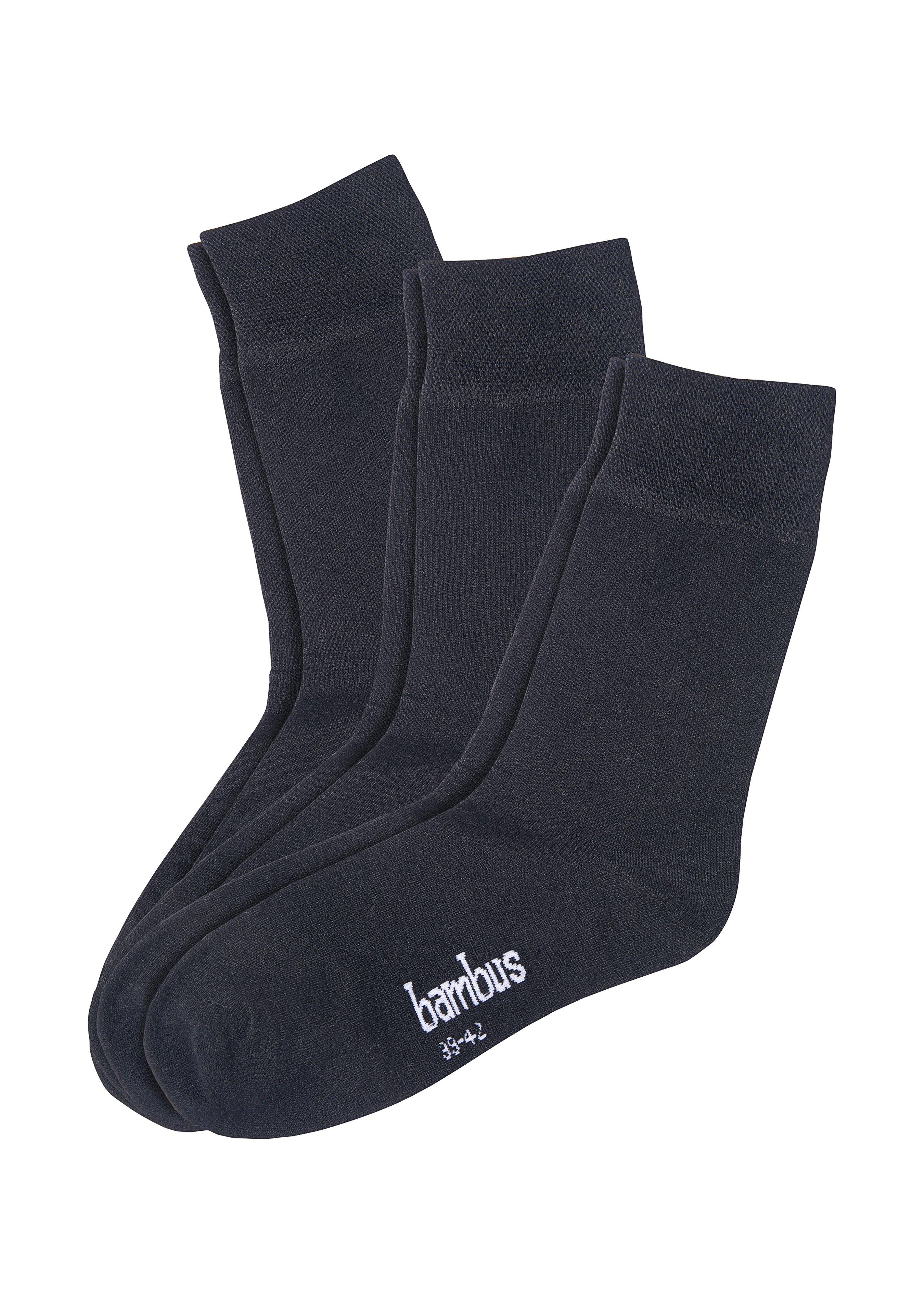 Bambus-Socke 3er-Pack 24841039 2