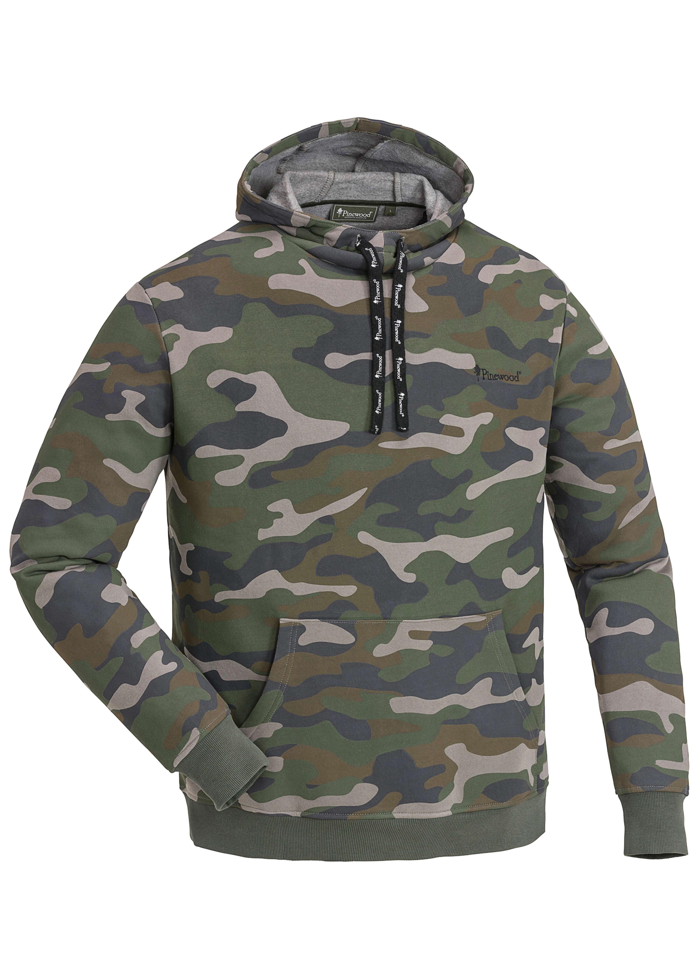 Pinewood Sweater in Camou-Optik 2690274XL 1