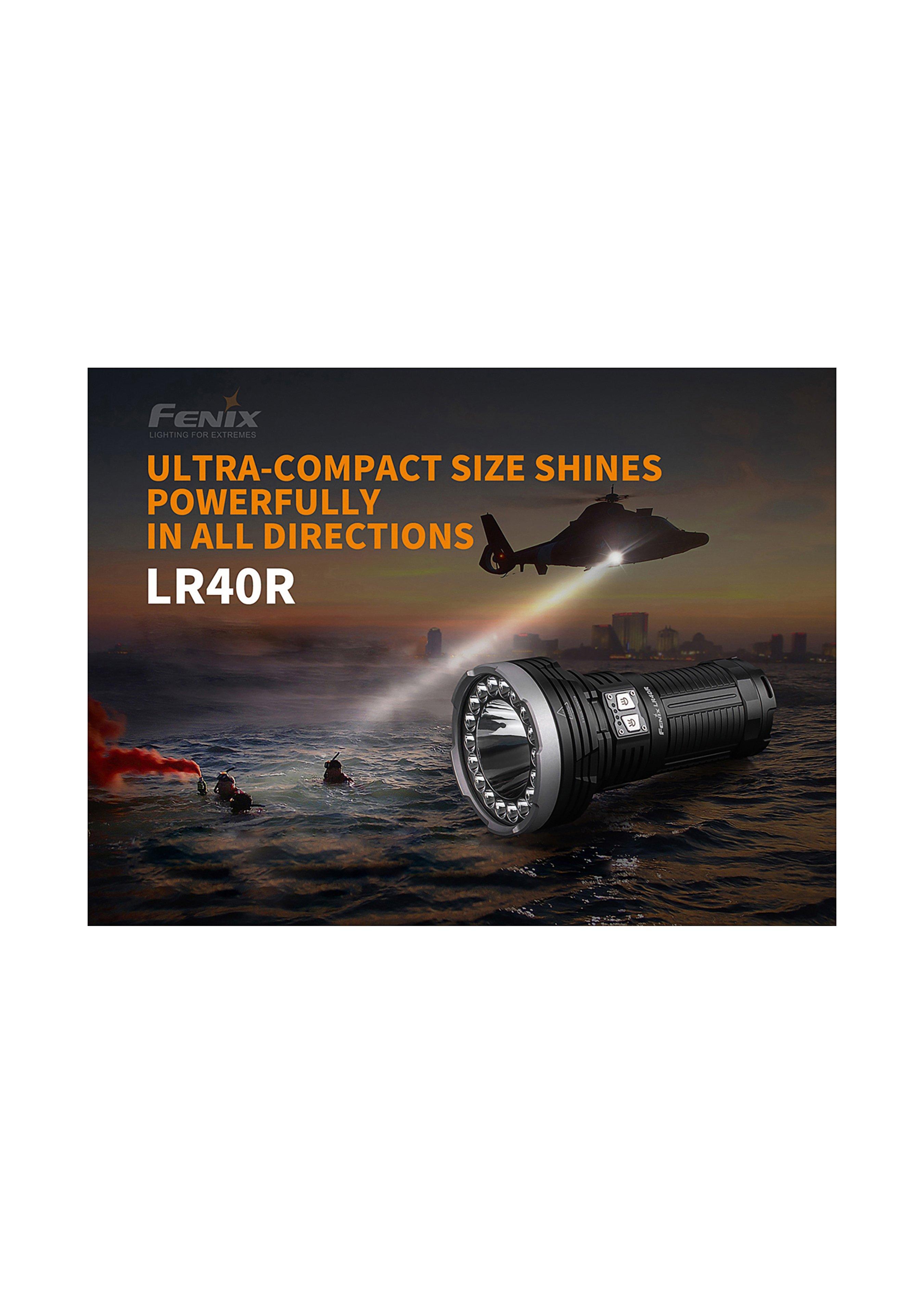Fenix LR40R Such-Taschenlampe 254610 2