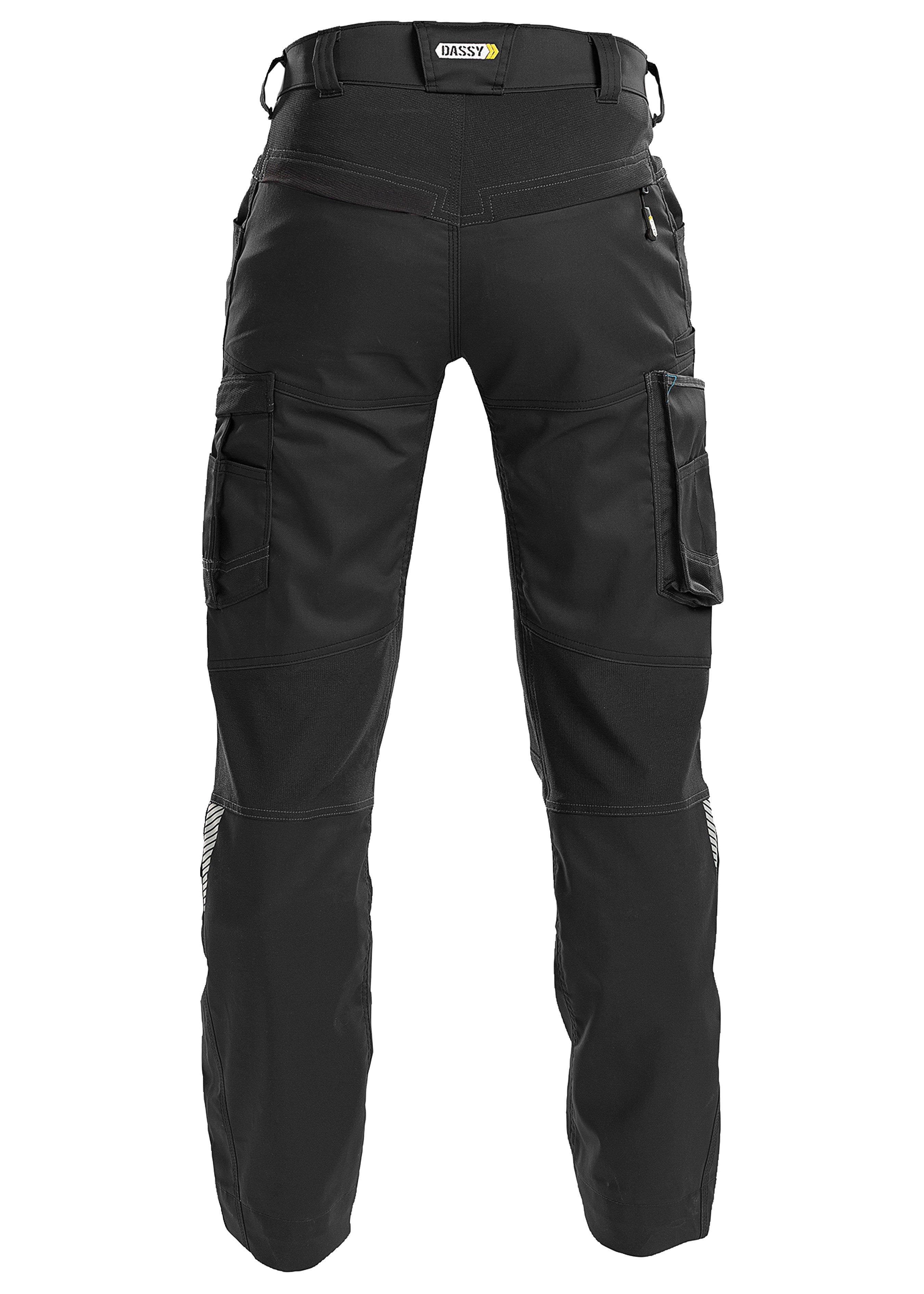 Dassy Stretch-Arbeitshose Helix 25021038 2