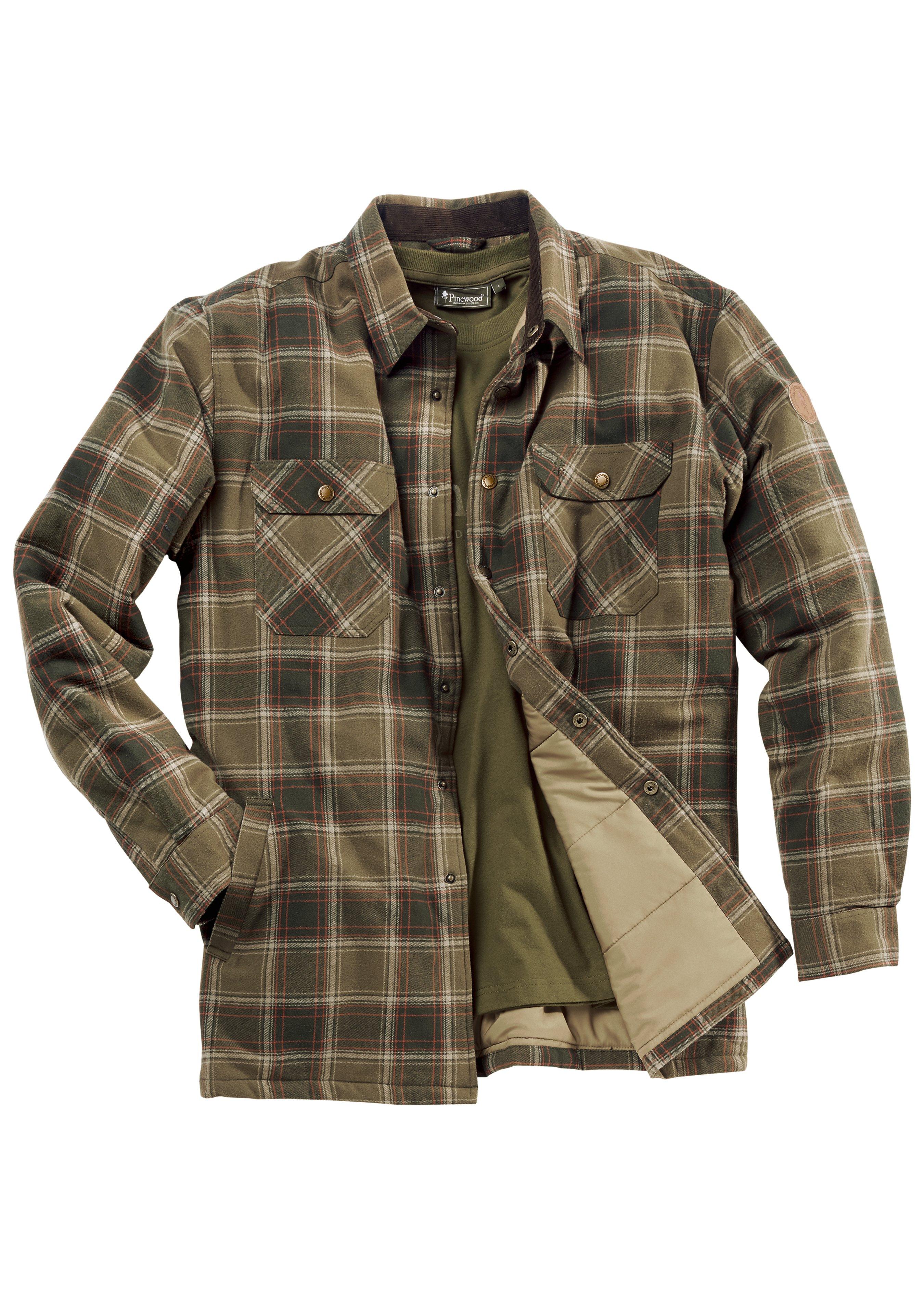 Veste-chemise en flanelle Finnveden (5008) 284824XL 2