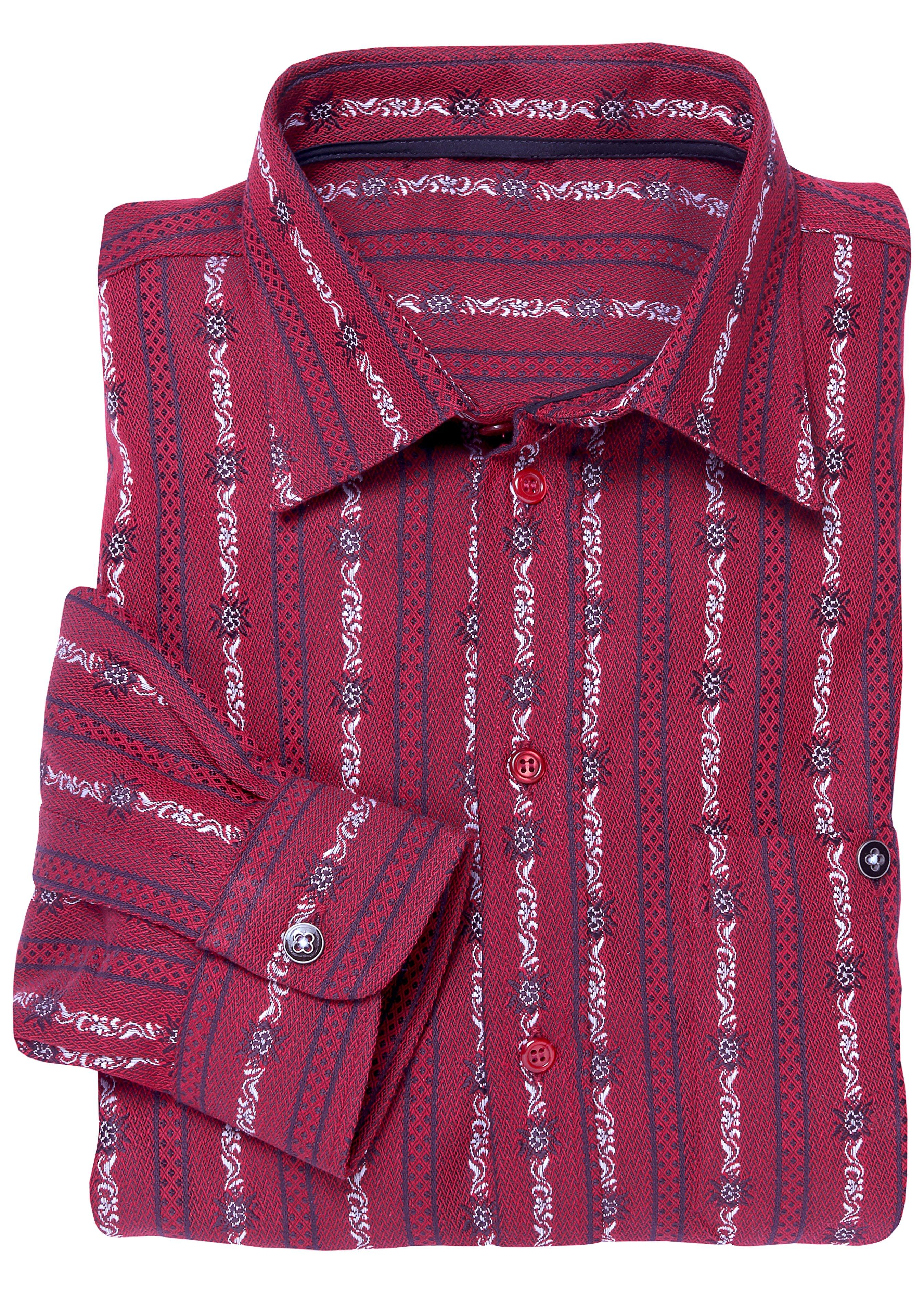 Edelweiss Hemd COOL MAX Langarm 18204338 1