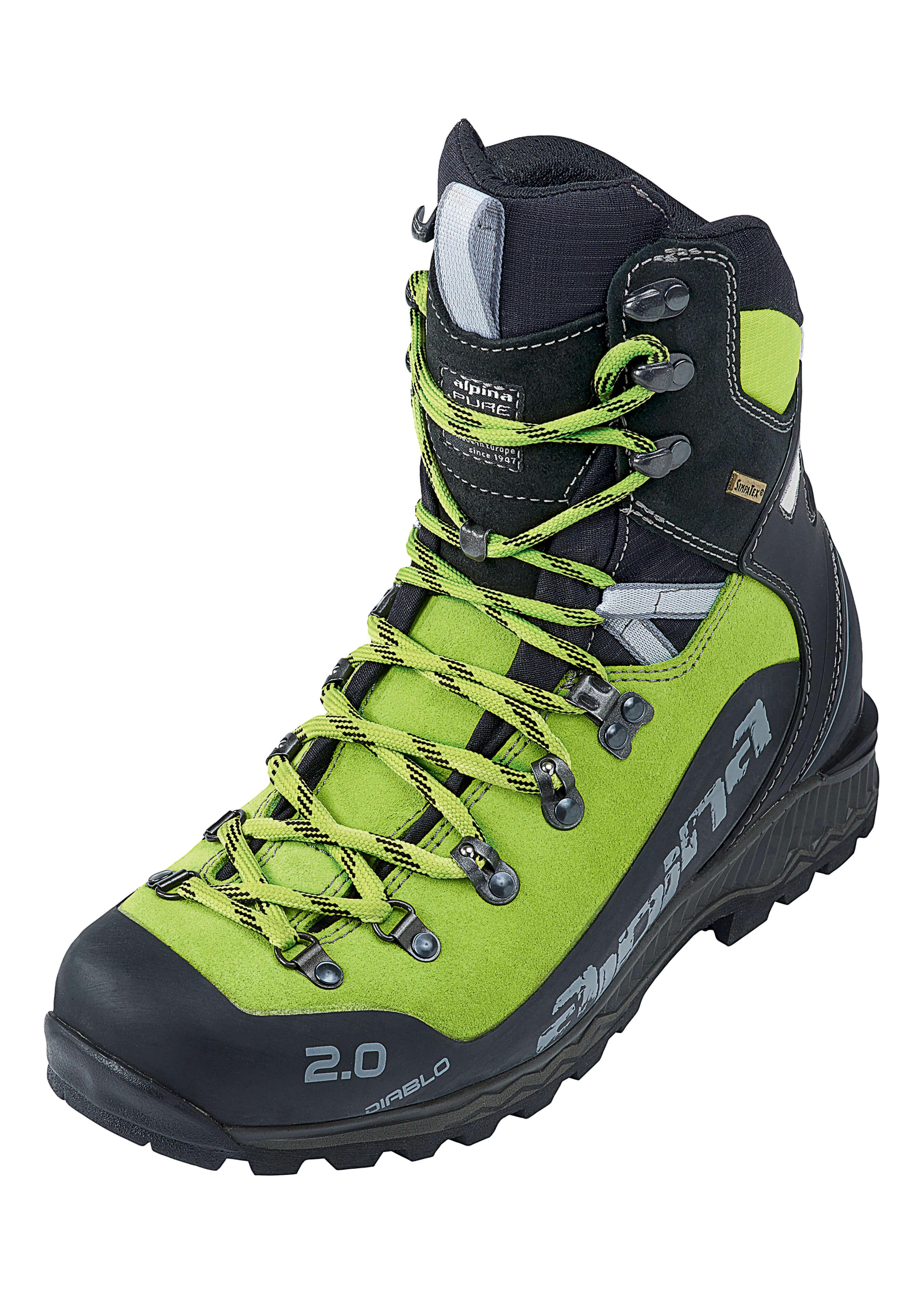 Alpina Allround-Trekkingschuh Diabolo 41132310 1