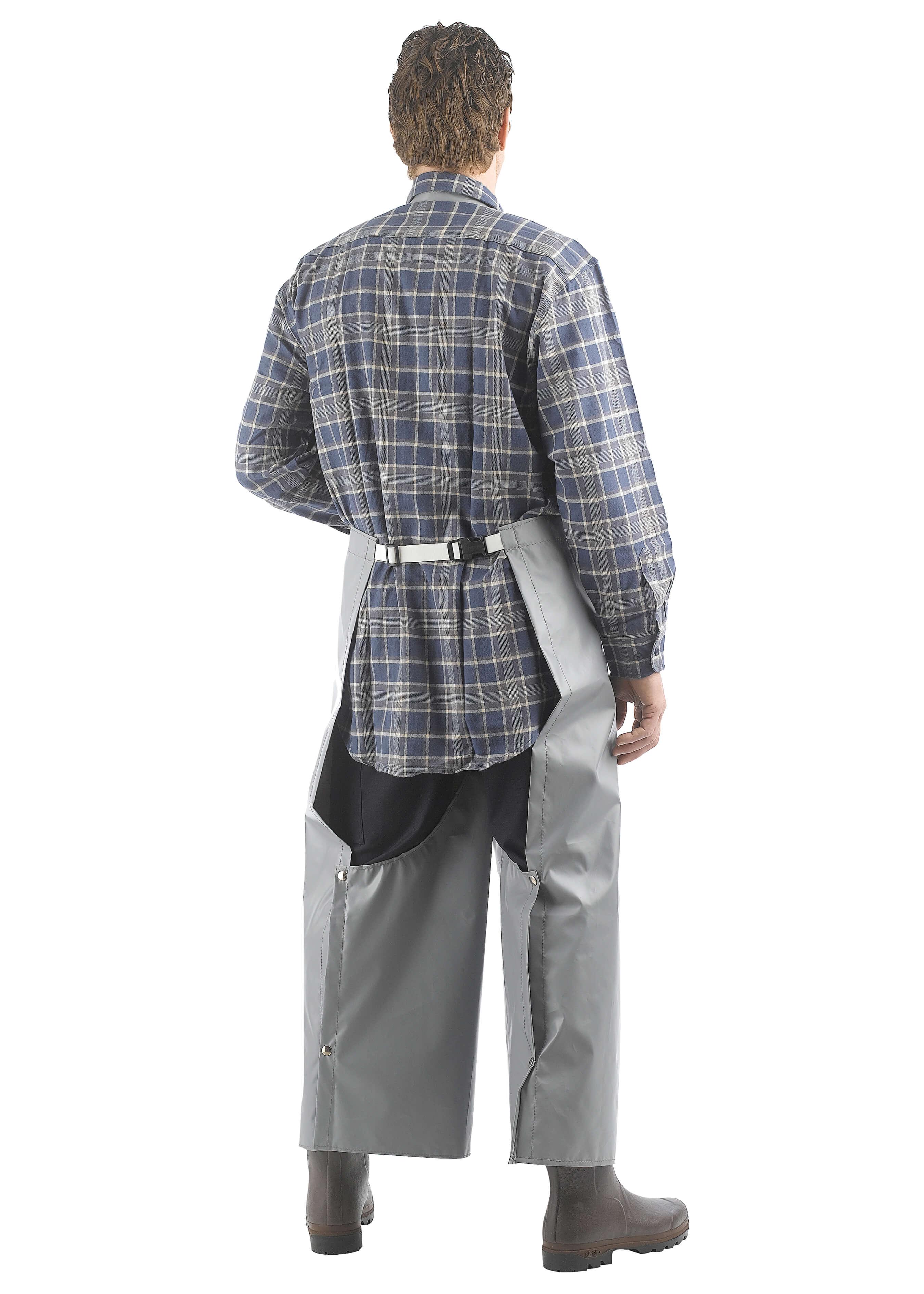 Tablier-pantalon en Trevira L11501110 2