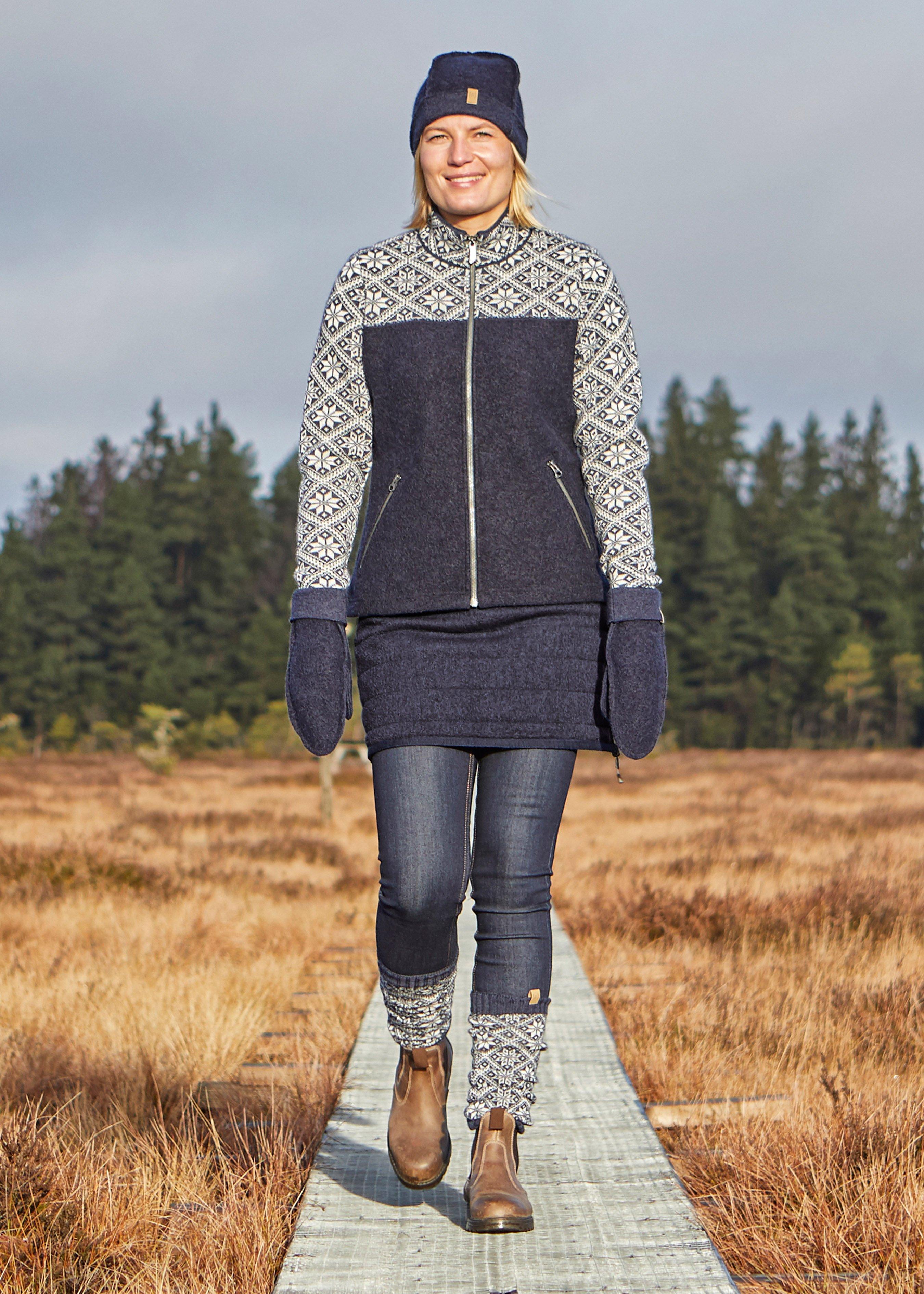 Veste en tricot de laine Ellie 28621246 2