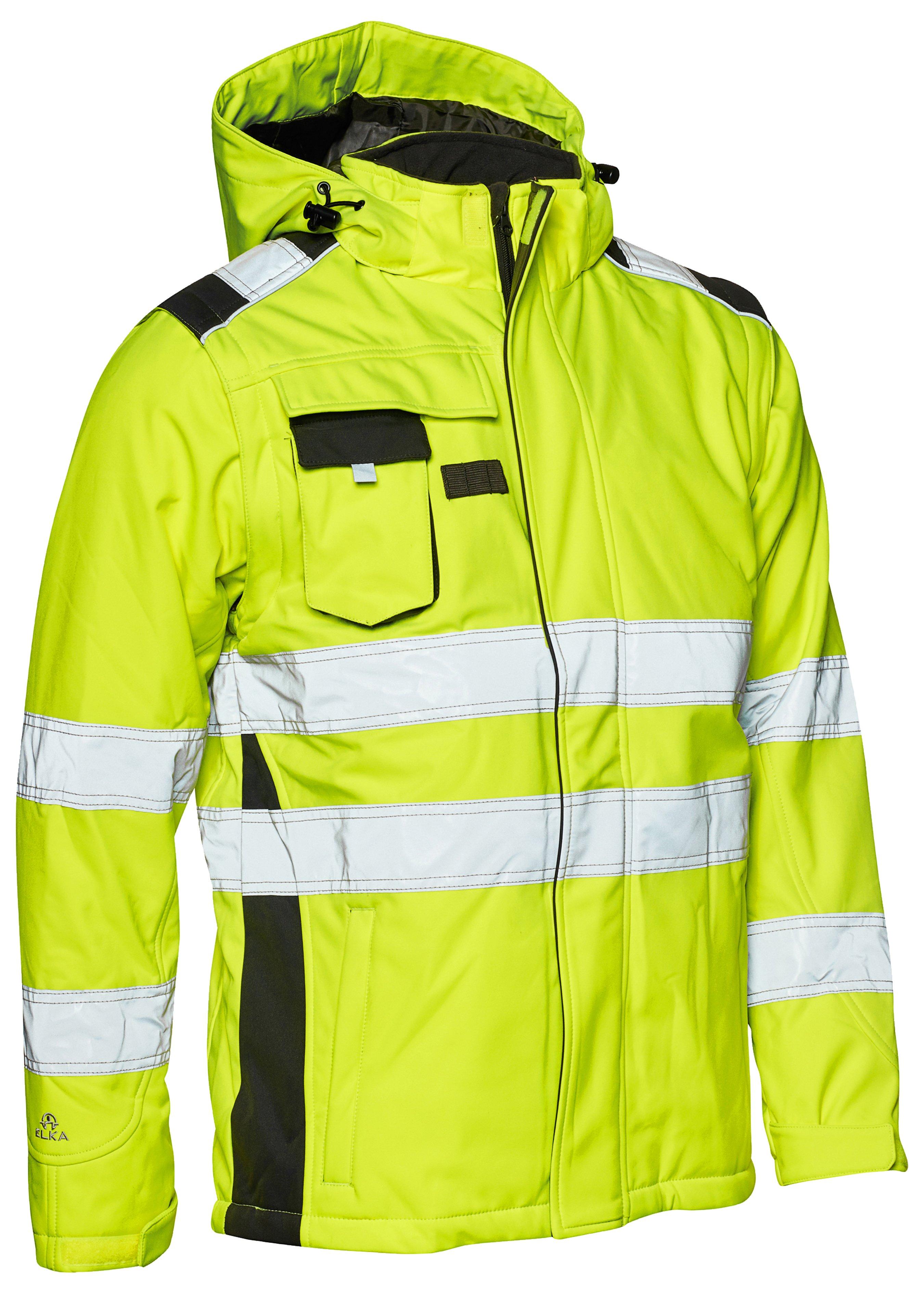 veste softshell d'hiver 225553L 1