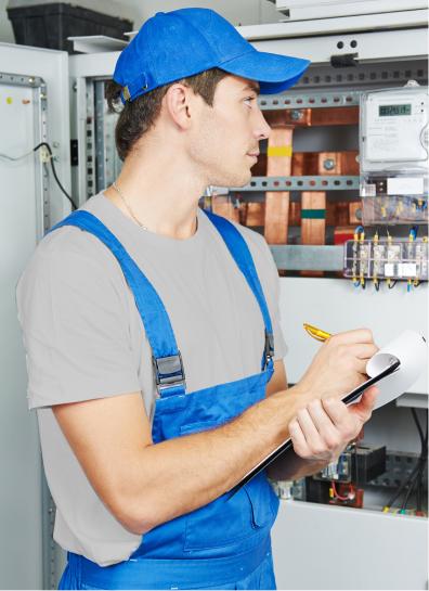 Elektriker- und Installateur