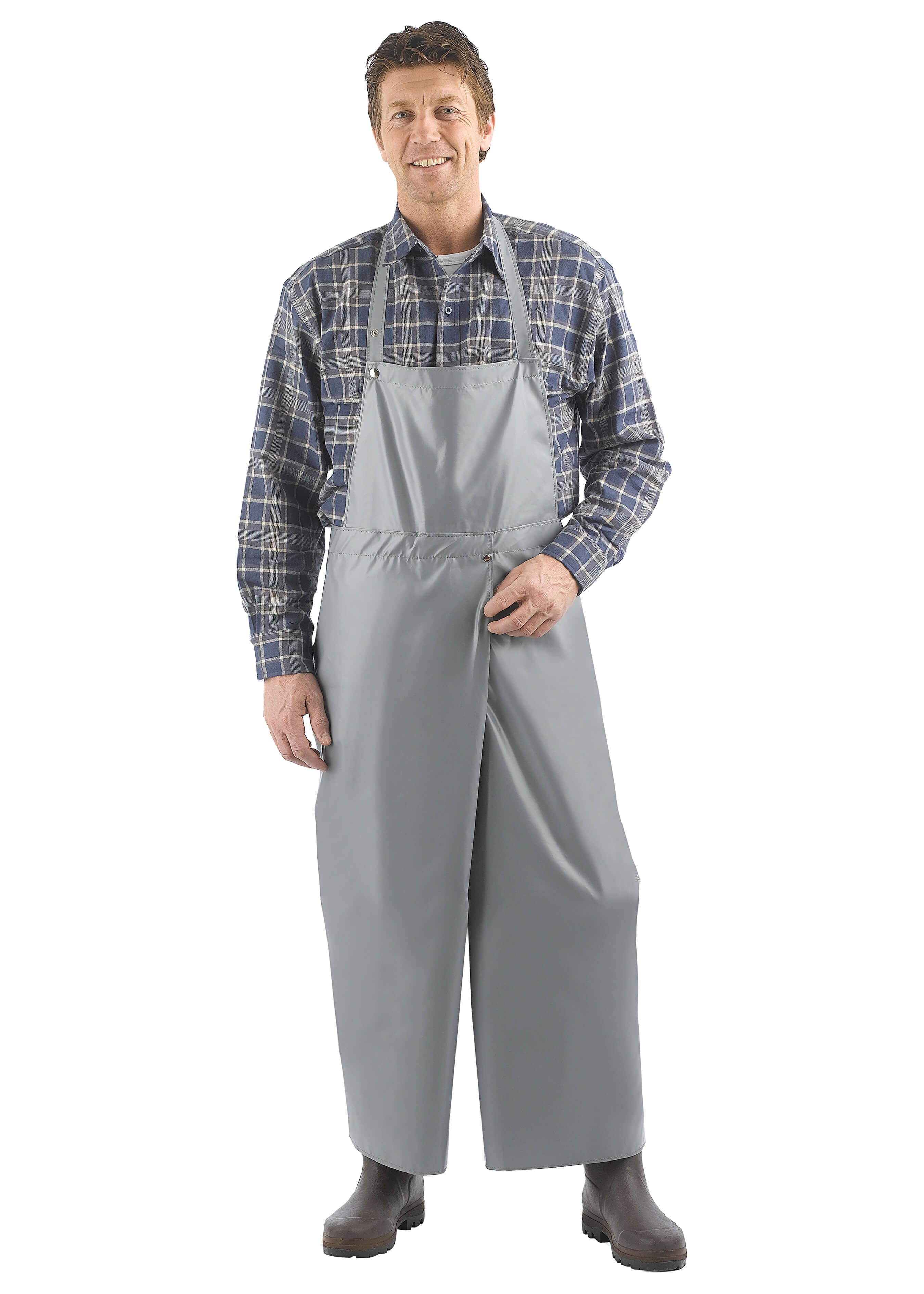 Tablier-pantalon en Trevira L11501110 1