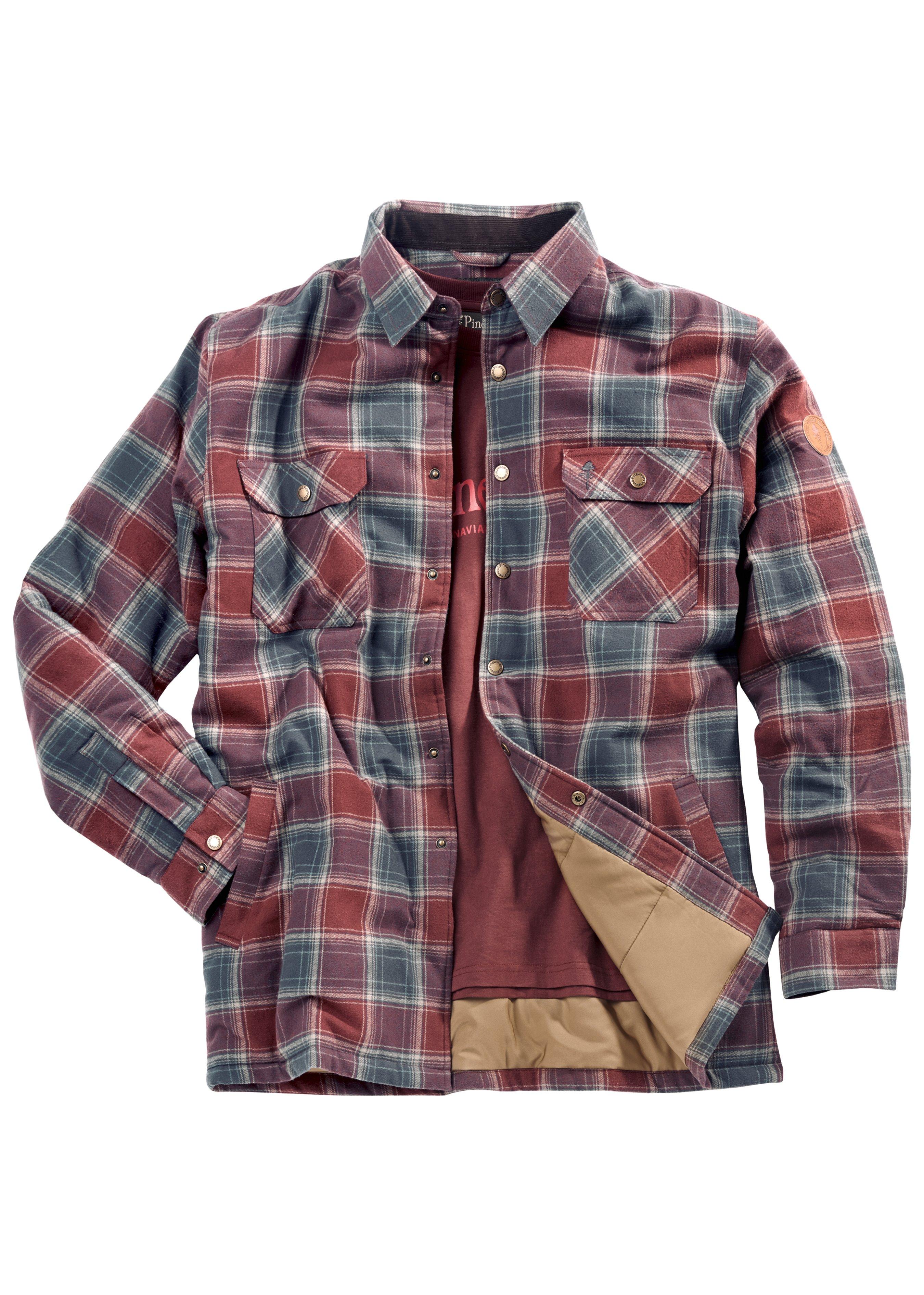 Veste-chemise en flanelle Finnveden (5008) 284840XXL 2