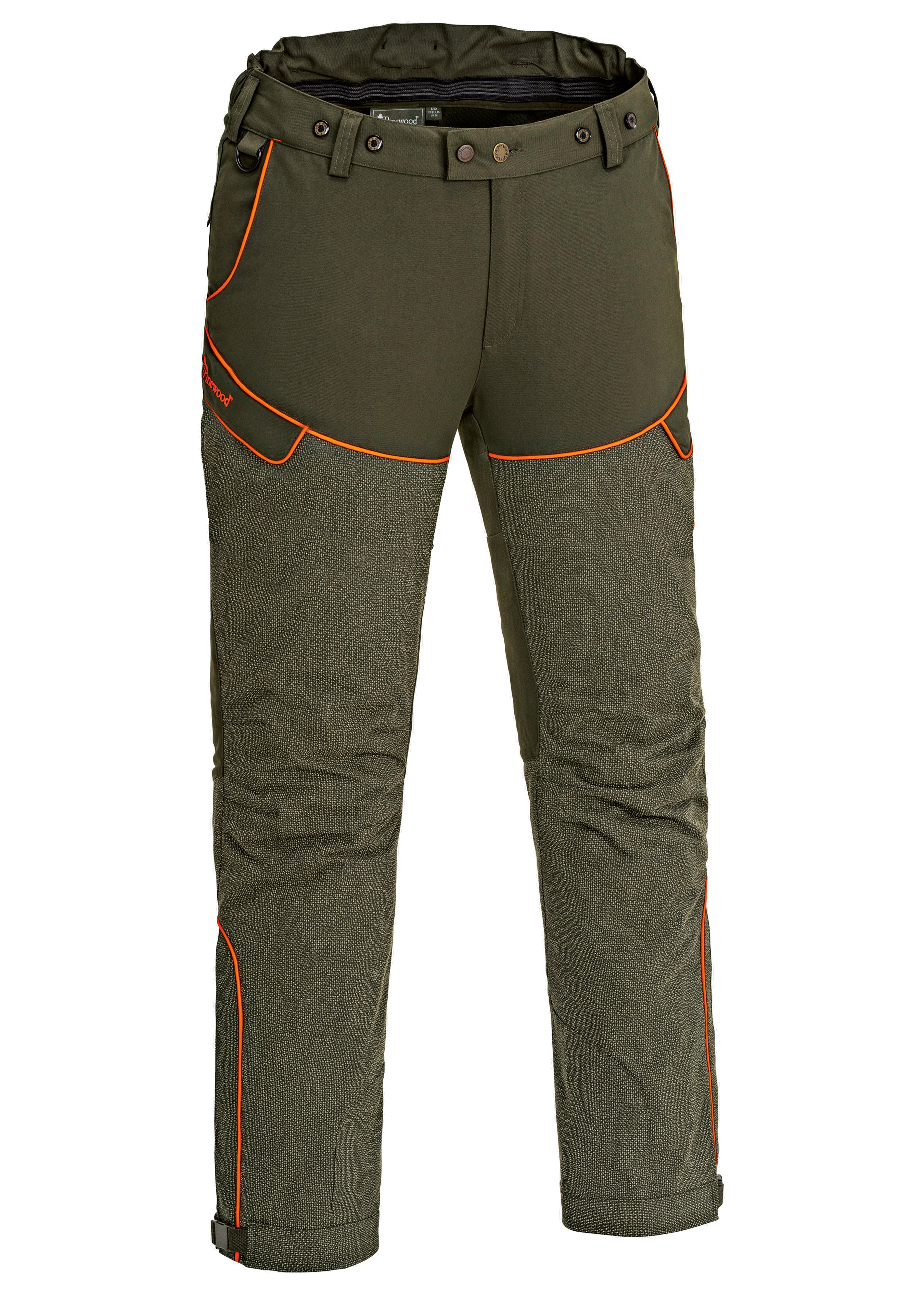 Pantalon de chasse Thorn anti-épines (5809) 28402454 1