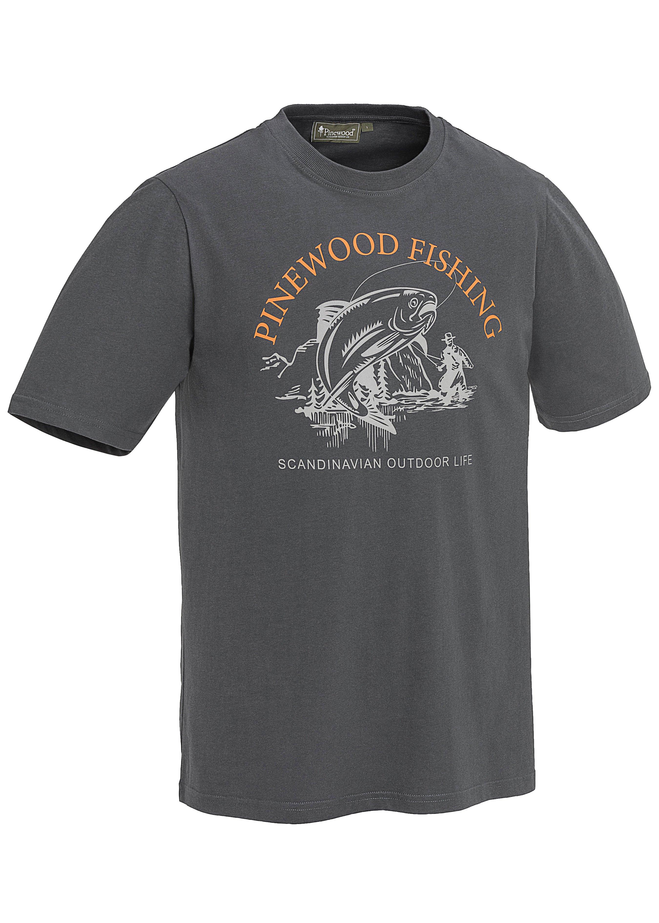 Pinewood T-Shirt Bolmen Fishing (5572) 289912XXL 1
