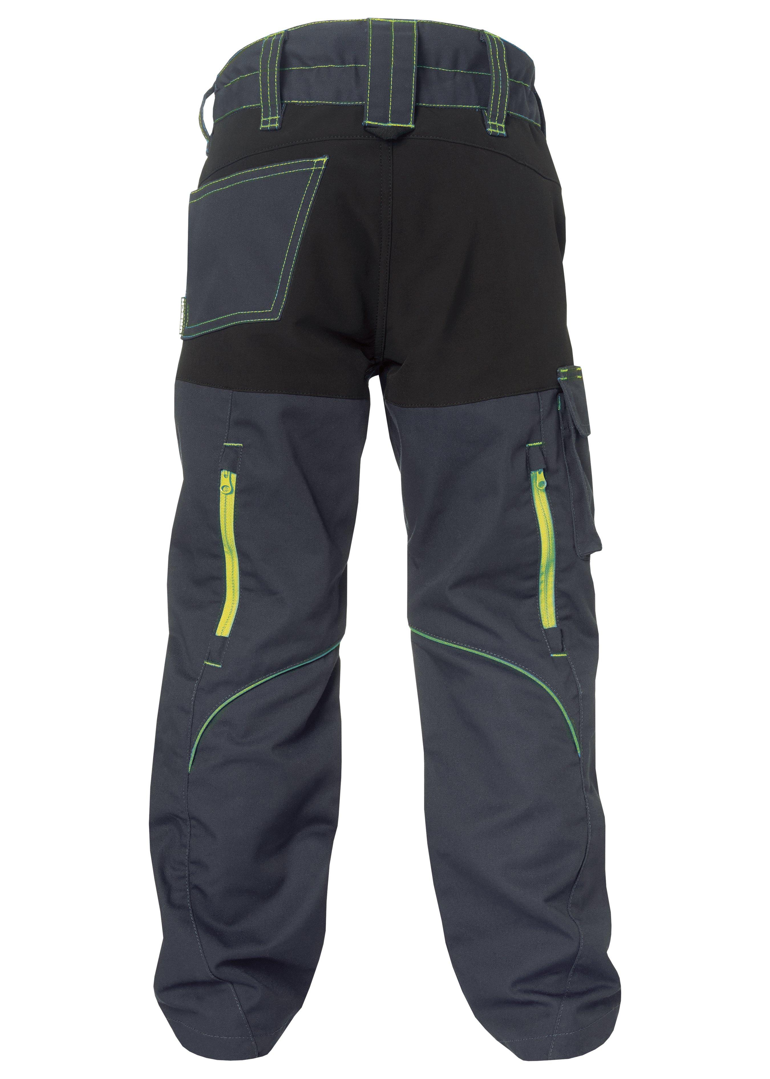 Pantalon de travail stretch pour enfants 282512170 2