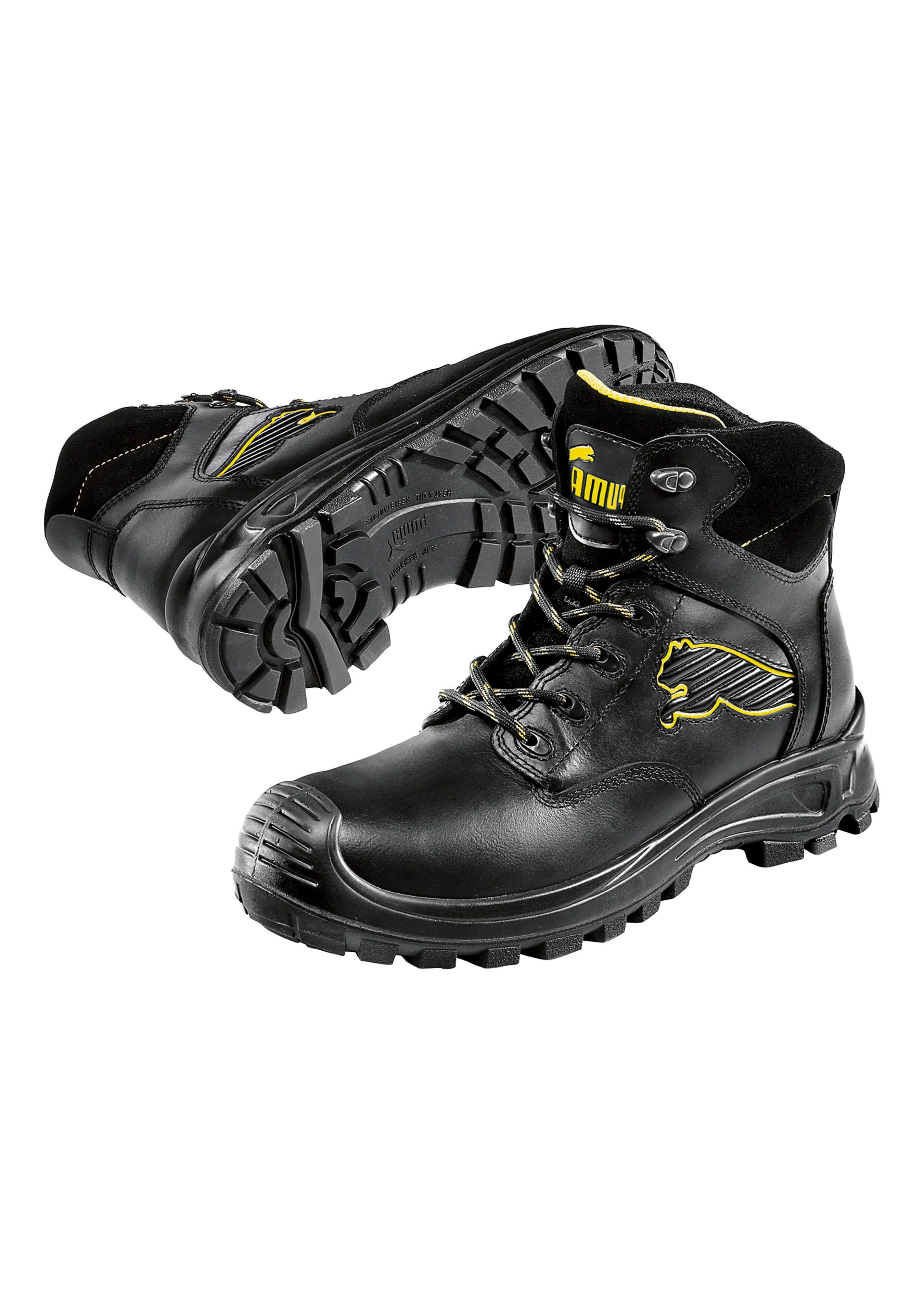 Chaussure de sécurité S3 Scuff Caps L439639 2
