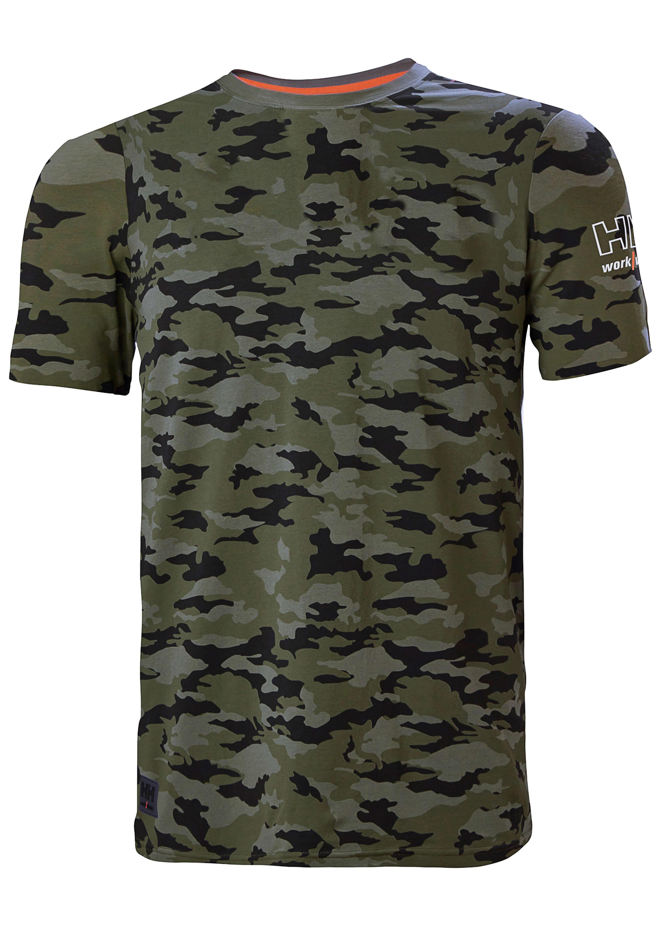 Camou T-shirt Kensington 269727L 1