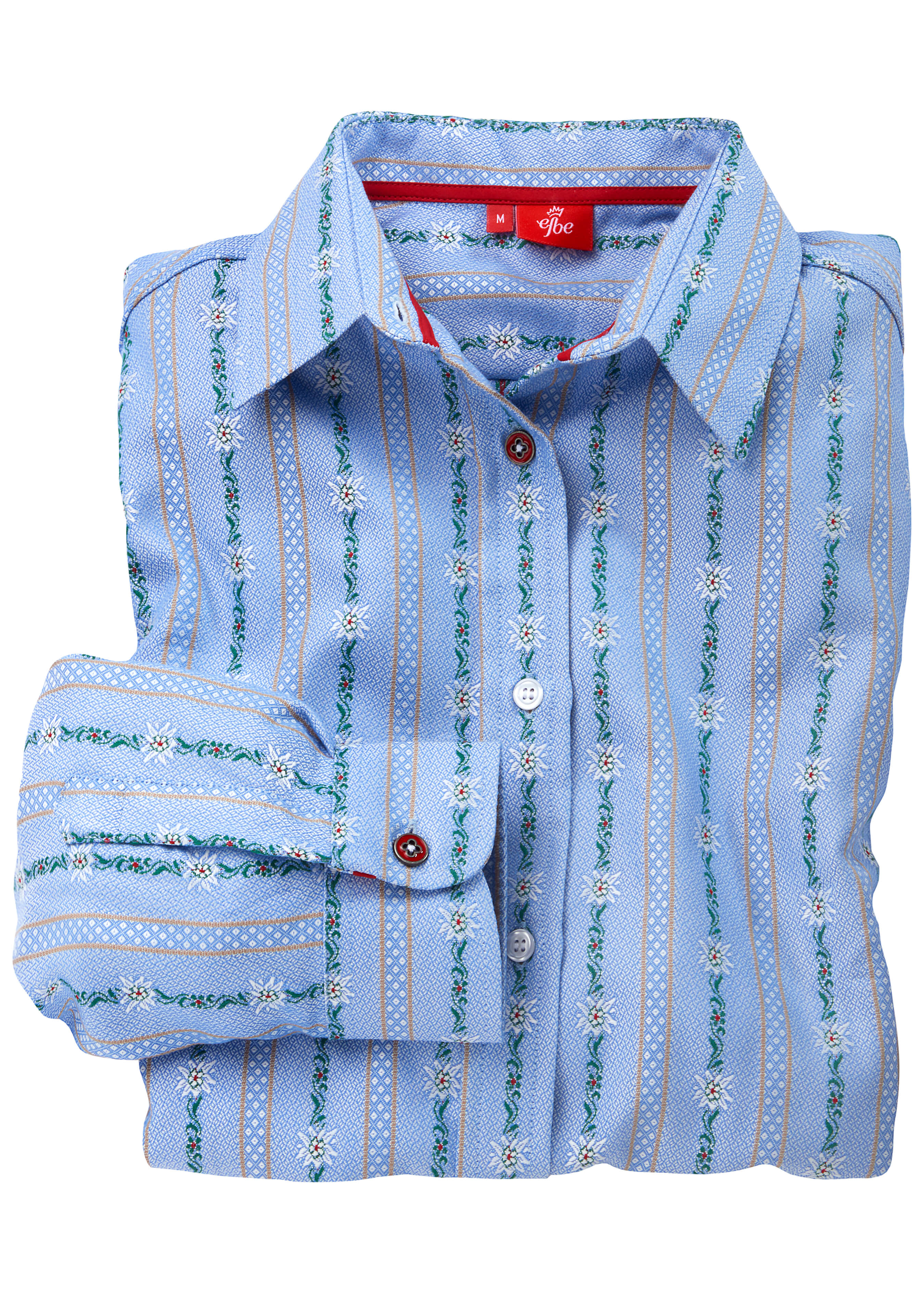 Edelweiss Bluse COOL MAX Langarm 273836L 1