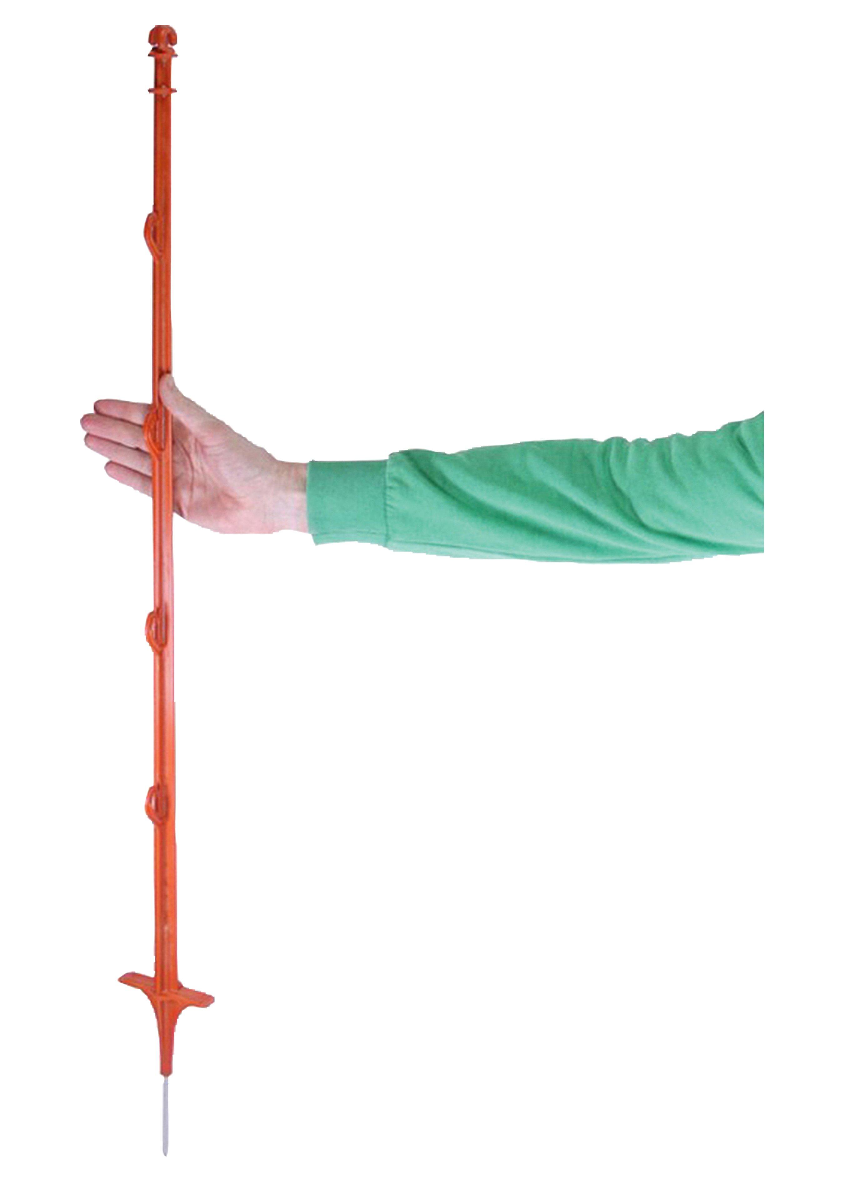 Piquets de clôture Profi Variant renforcés de fibre de verre (25 pcs.) 255054 3