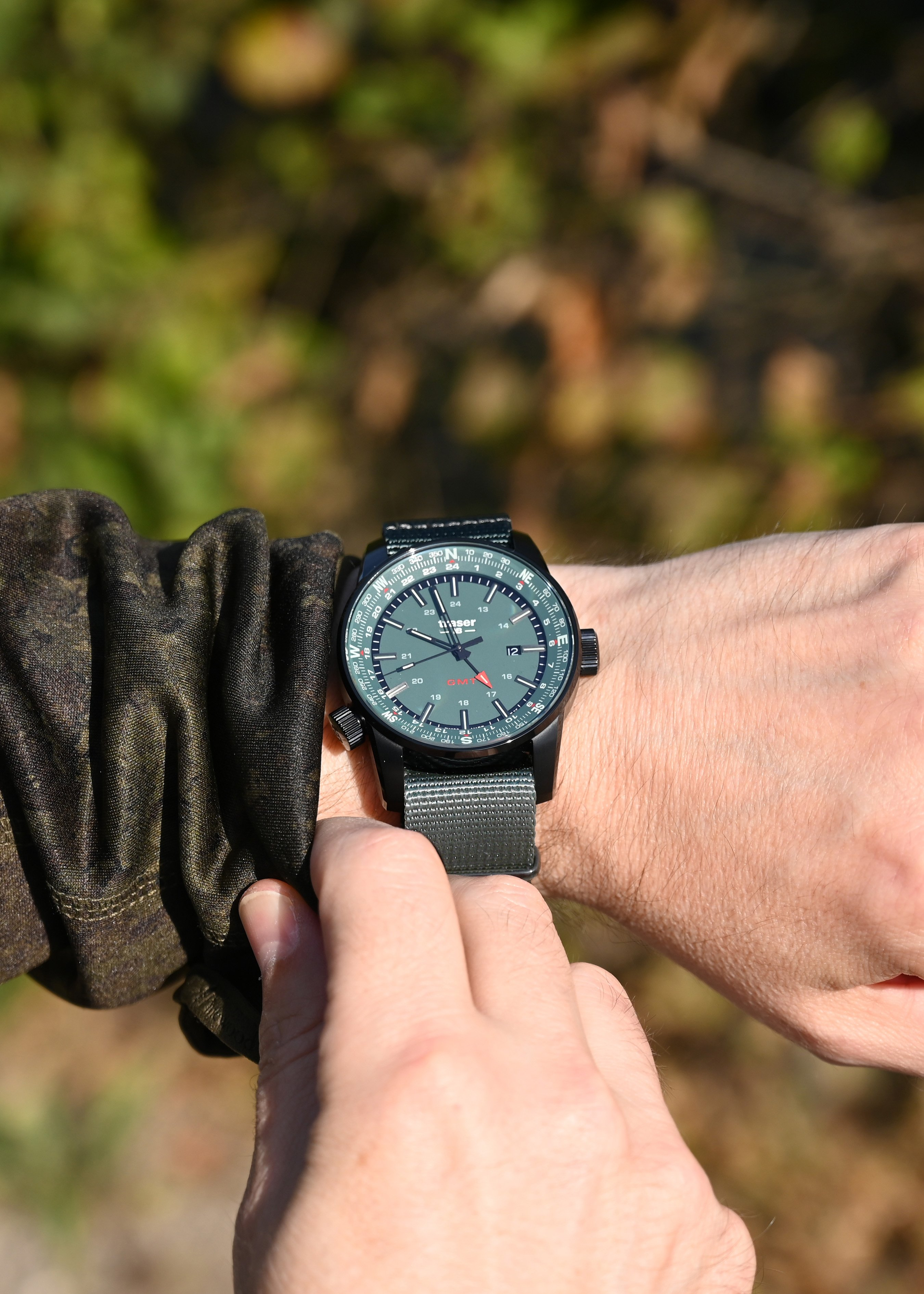 Traser Uhren Armbanduhr P68 Pathfinder 262626 5