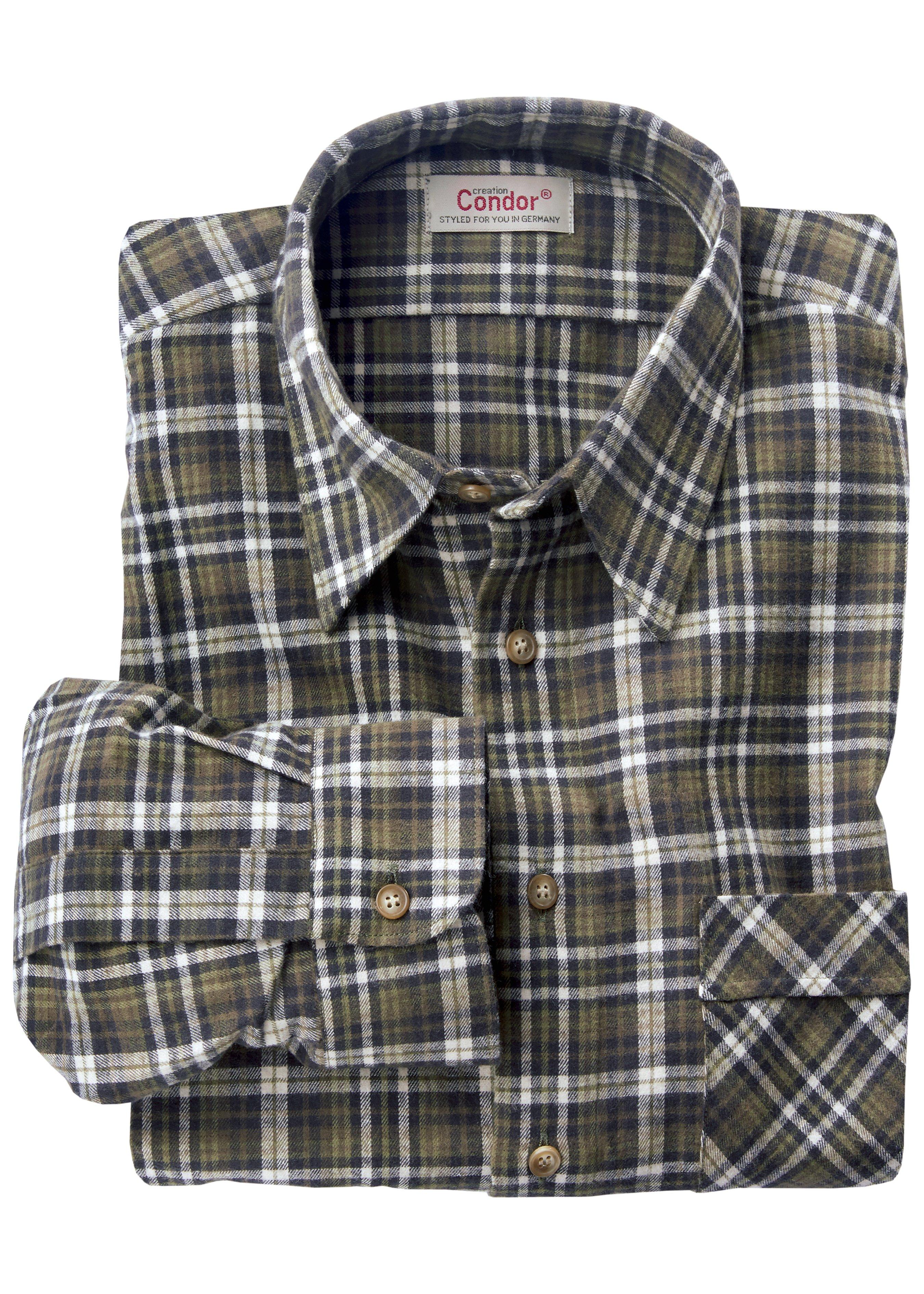 Duopack Flanellhemden  28330144 2