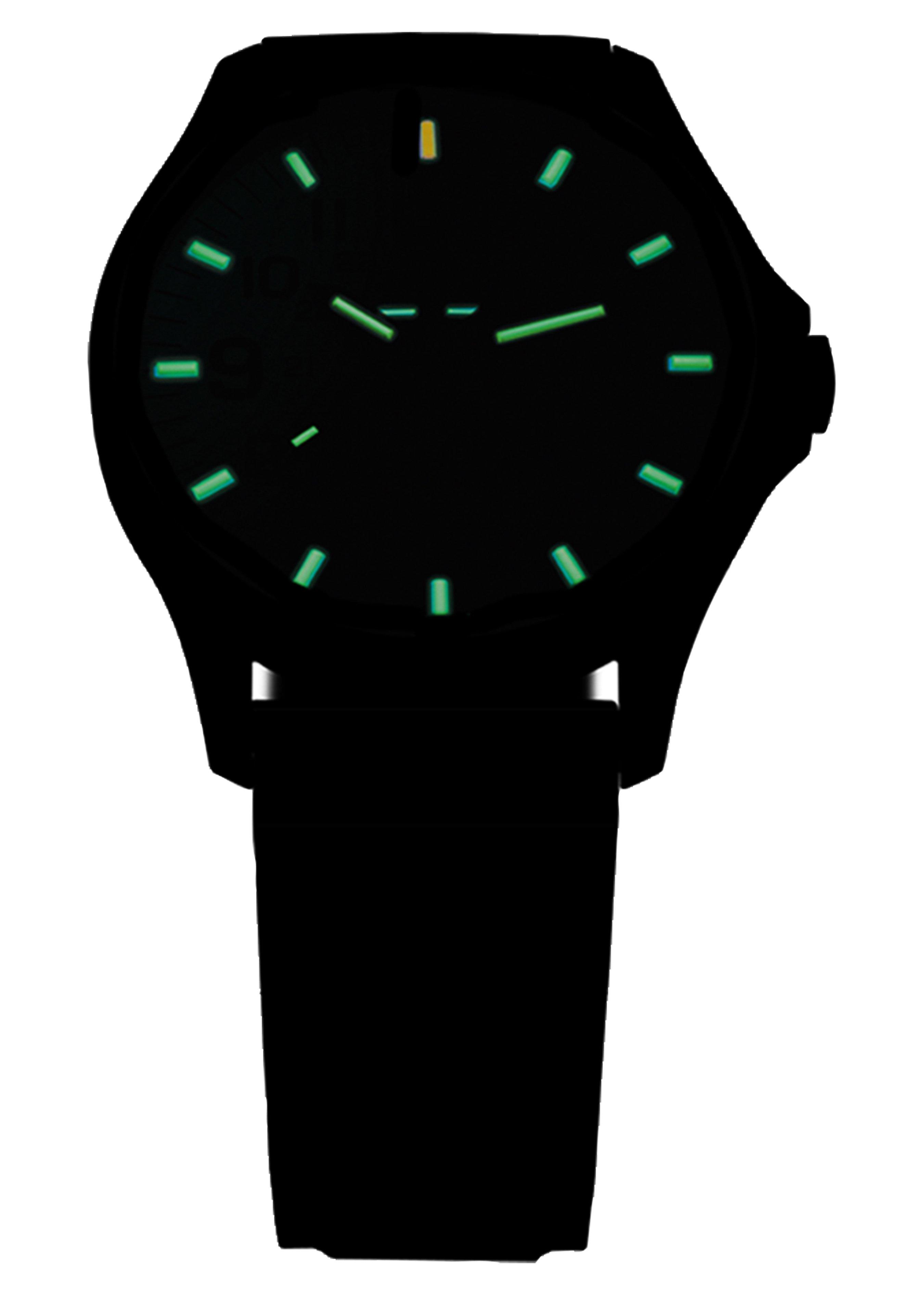 Traser Uhren Armbanduhr P67 Officer Pro Gunmetal Lime 254723 3