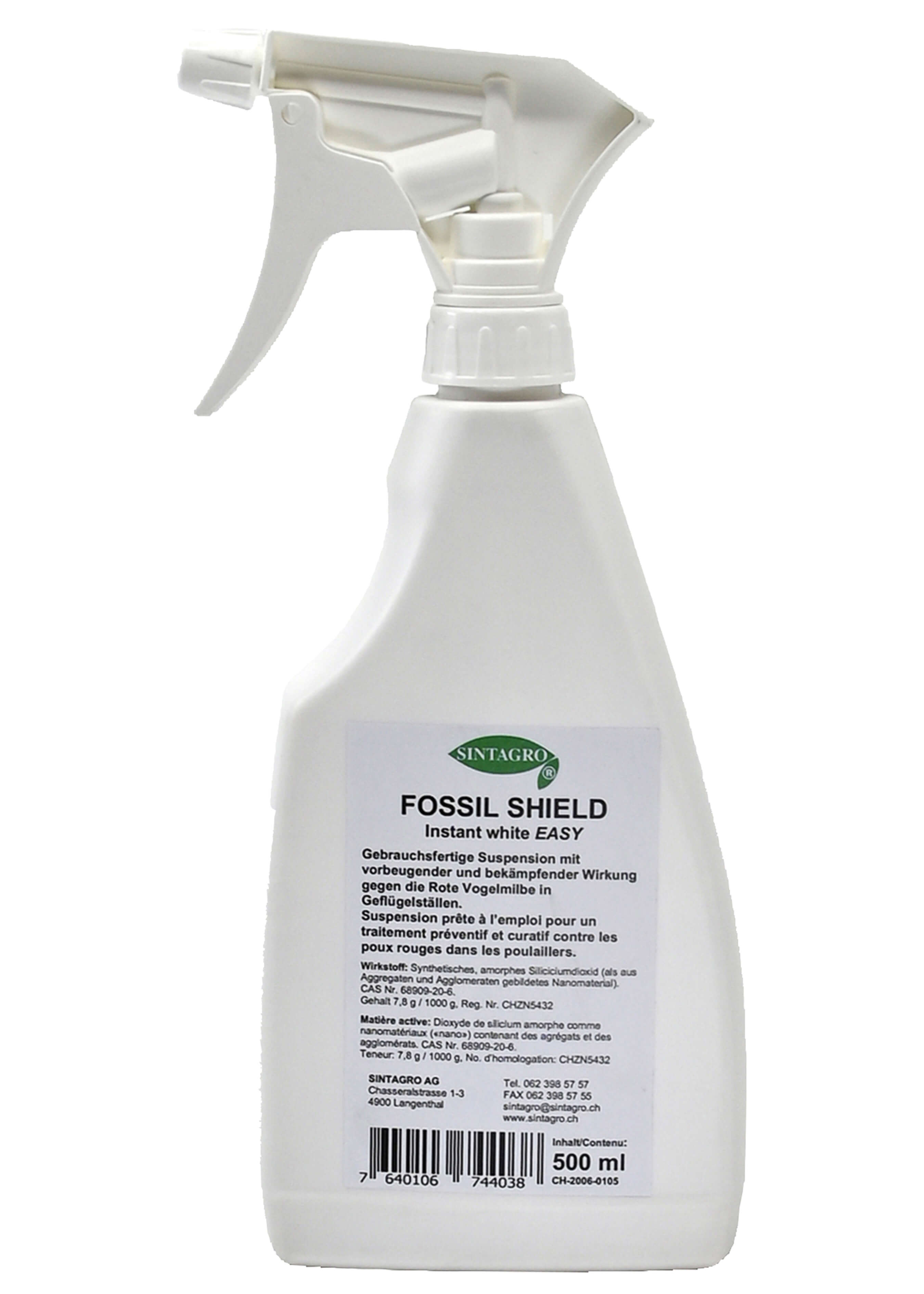 Fossil Shield instant white easy 281401 1