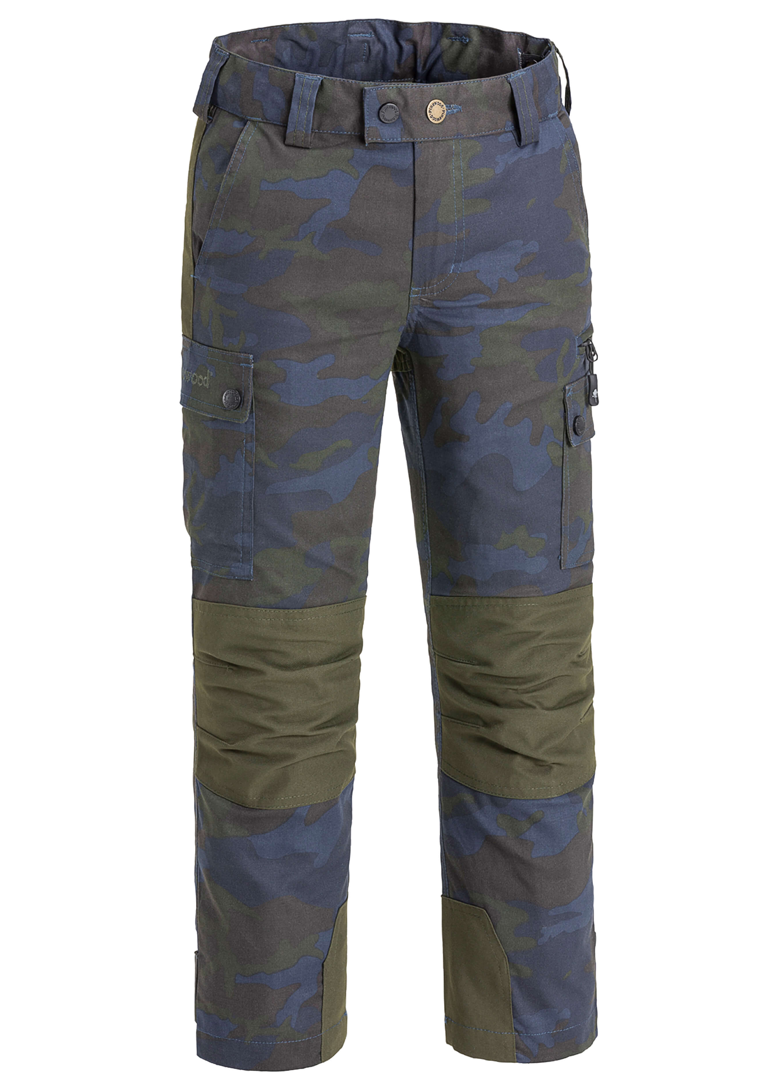 Pantalon d'extérieur robuste Camou pour enfants 268732116 1