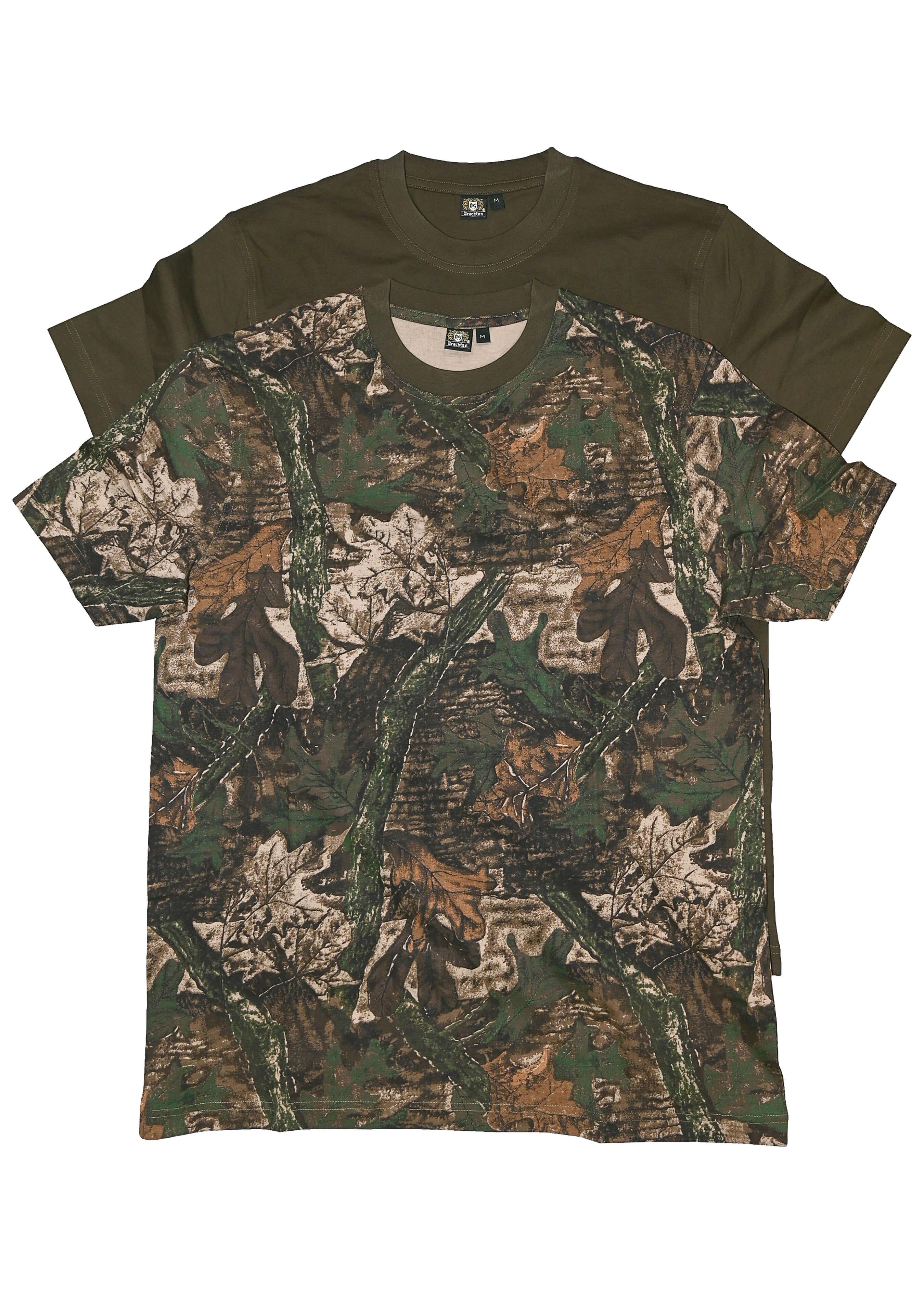 T-shirt en lot de 2 271427L 1