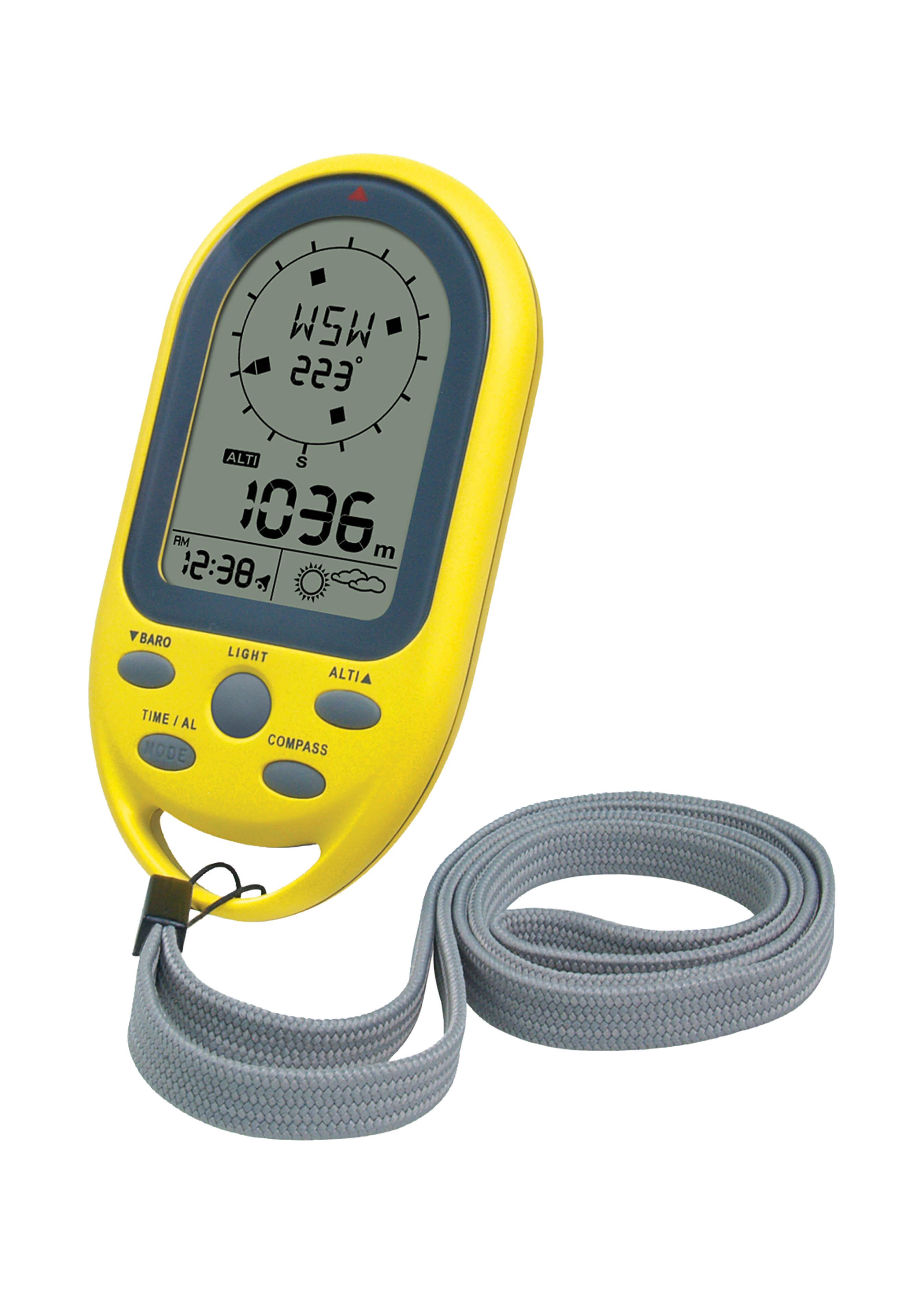 Digitaler Höhenmesser und Kompass EA 3050 262201 1