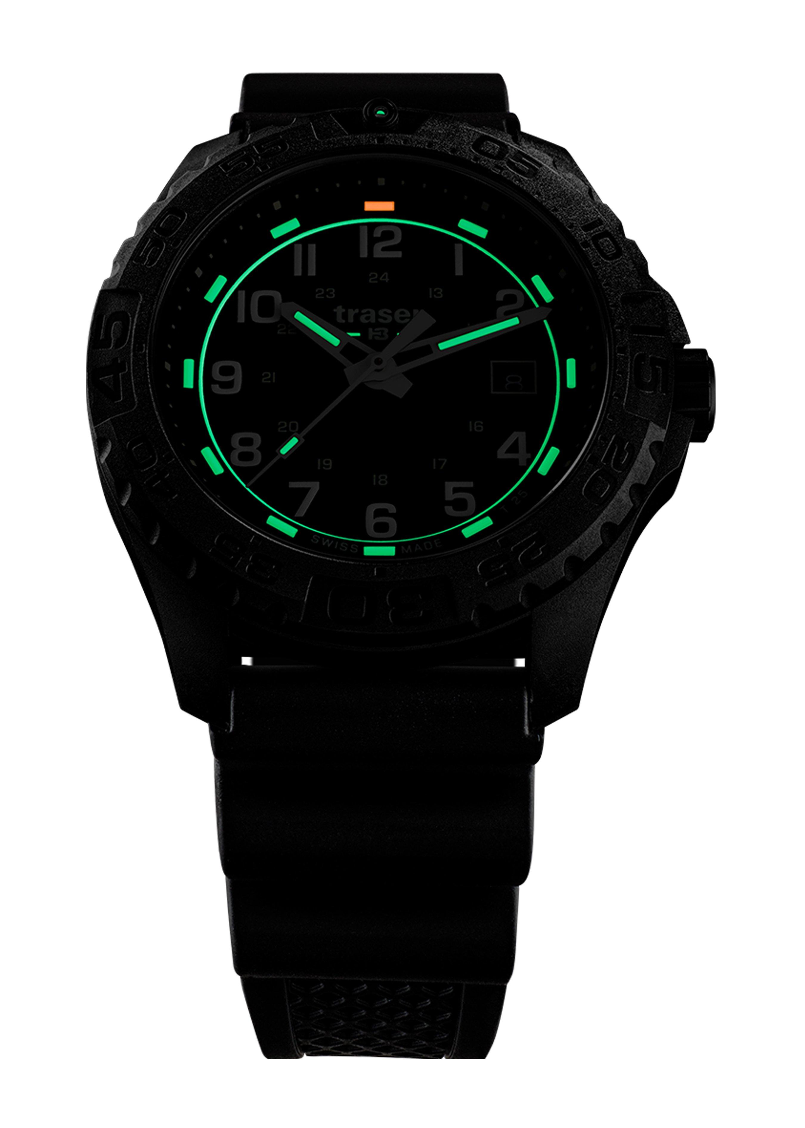 Traser Uhren Armbanduhr P96 Evolution, Kautschuk 245103 2