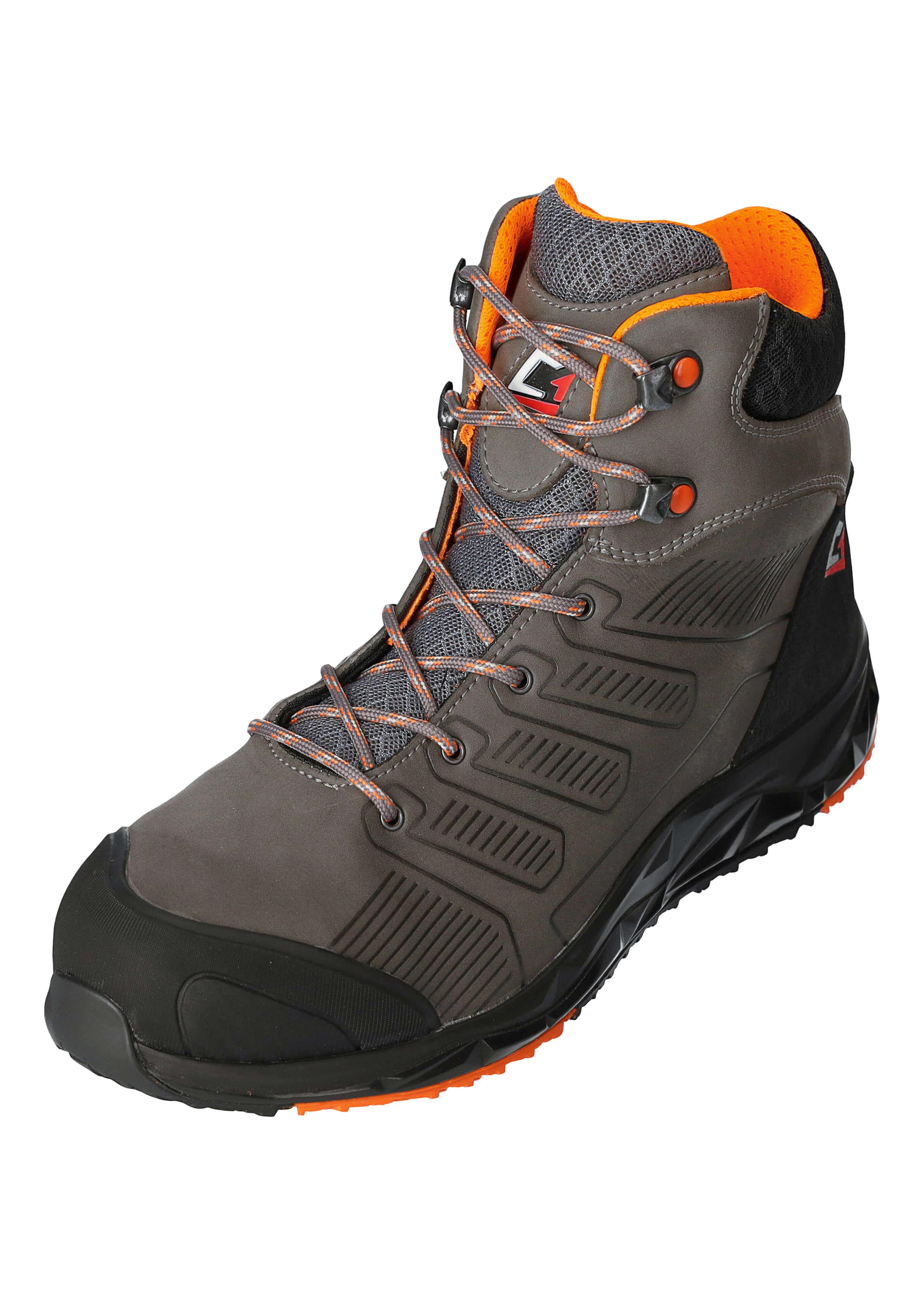 Chaussure de sécurité Nascar S3 montante 42811236 1