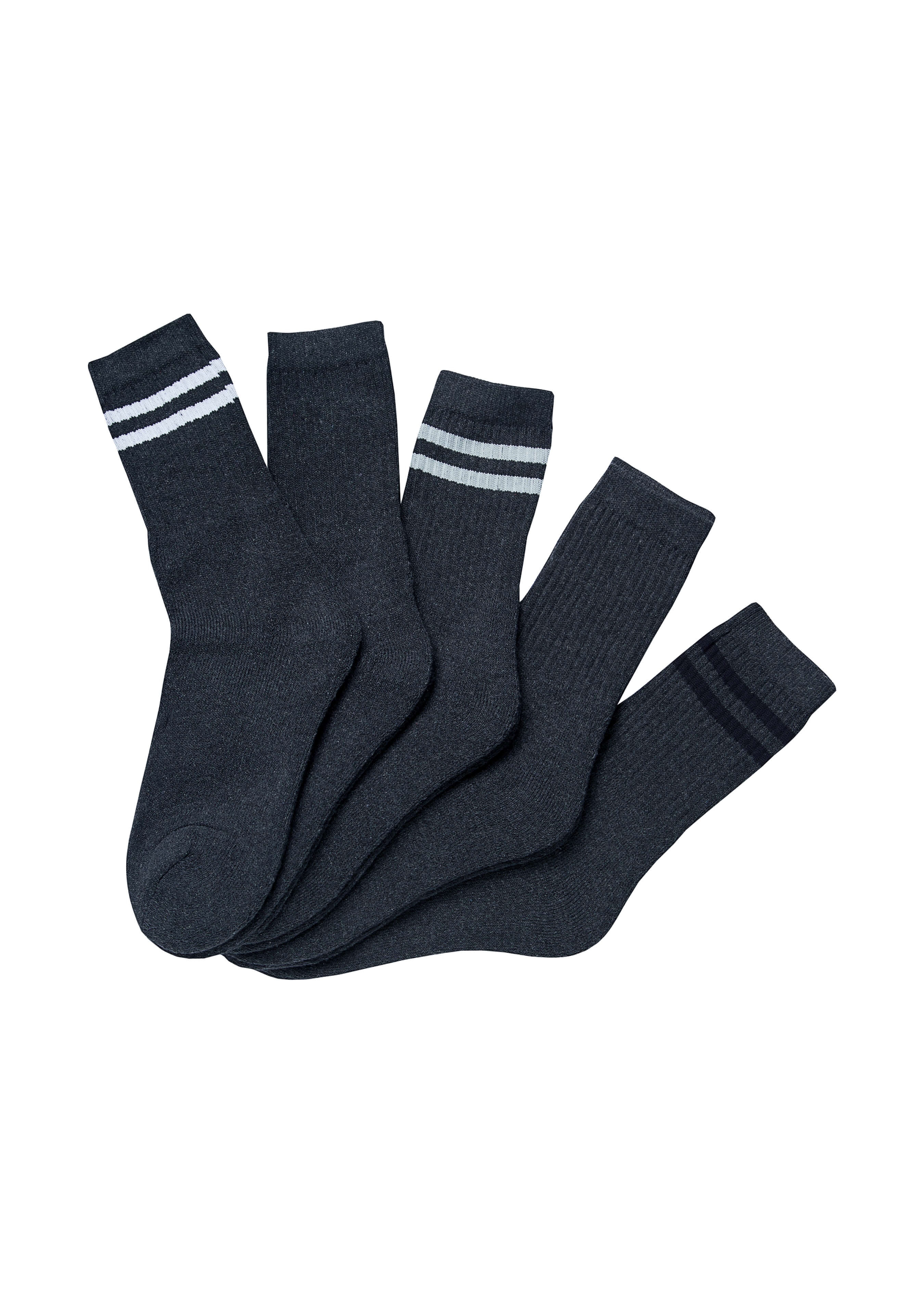 Chaussettes de tennis, 5 paires 27821035 2